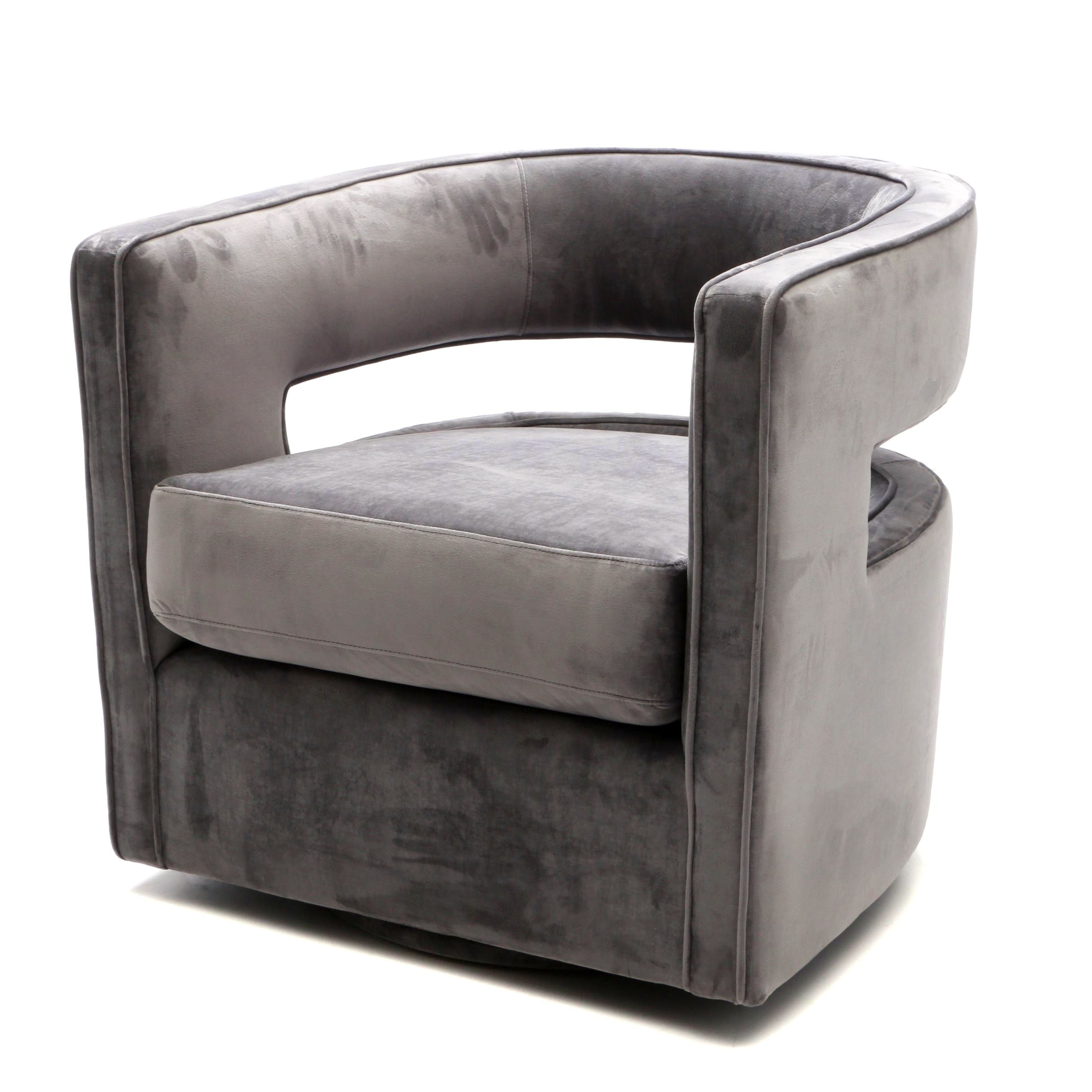 Modernist Swivel Armchair by Kennedy