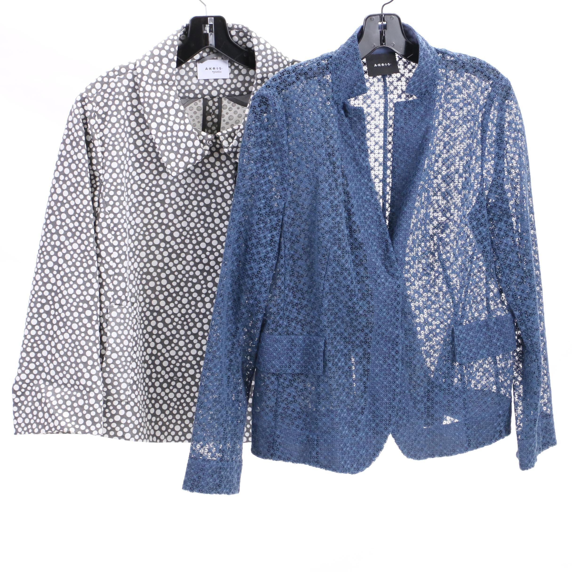 Akris and Akris Punto Jackets