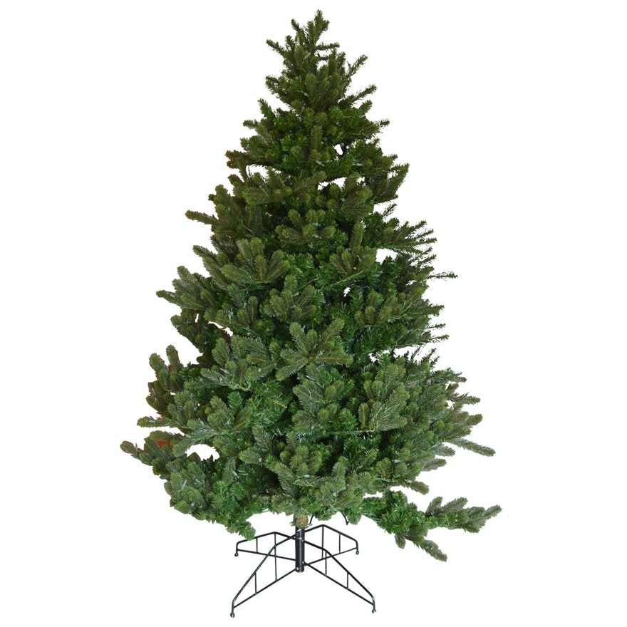 frontgate 7 pre lit christmas tree purchased in