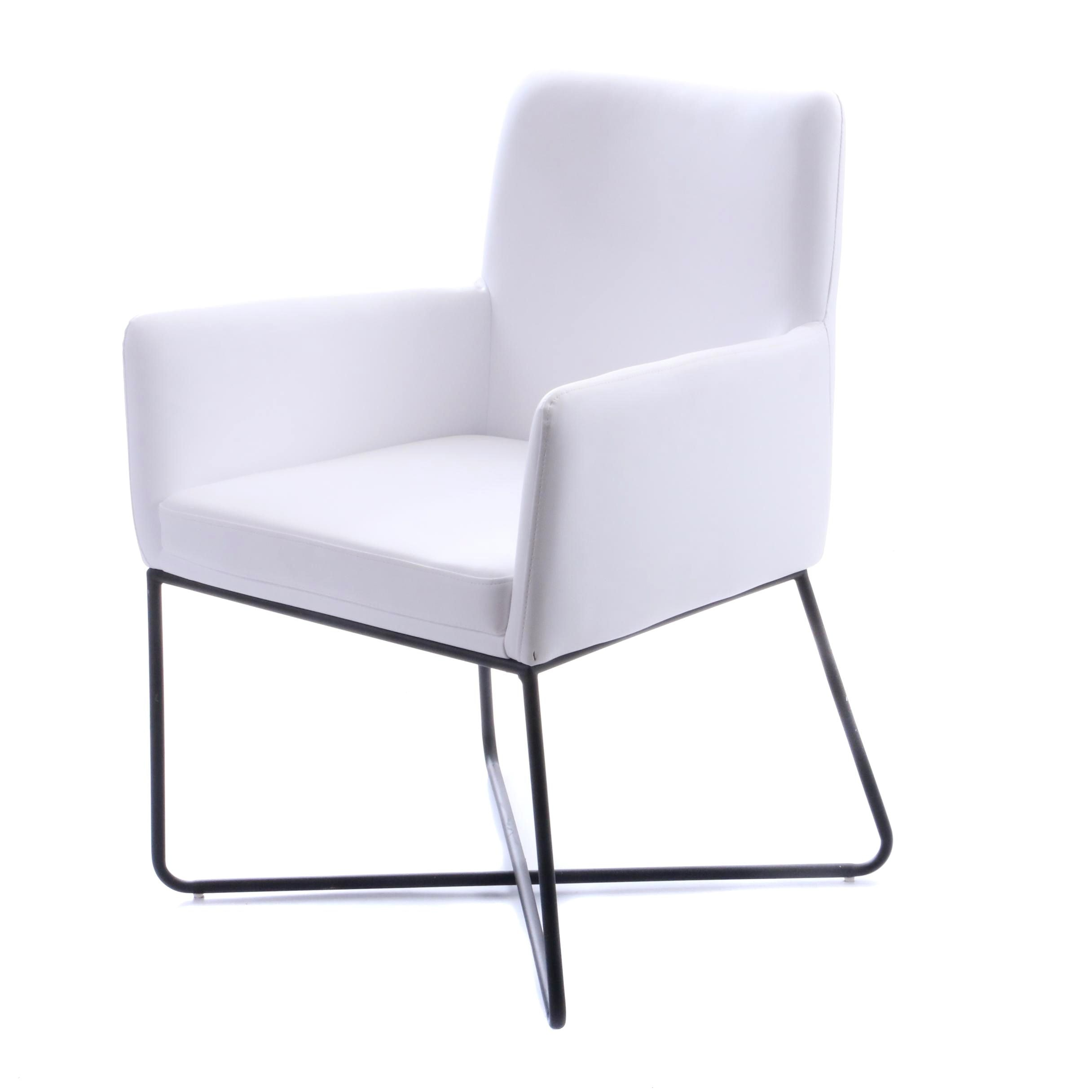 Zuo Modern Armchair in White