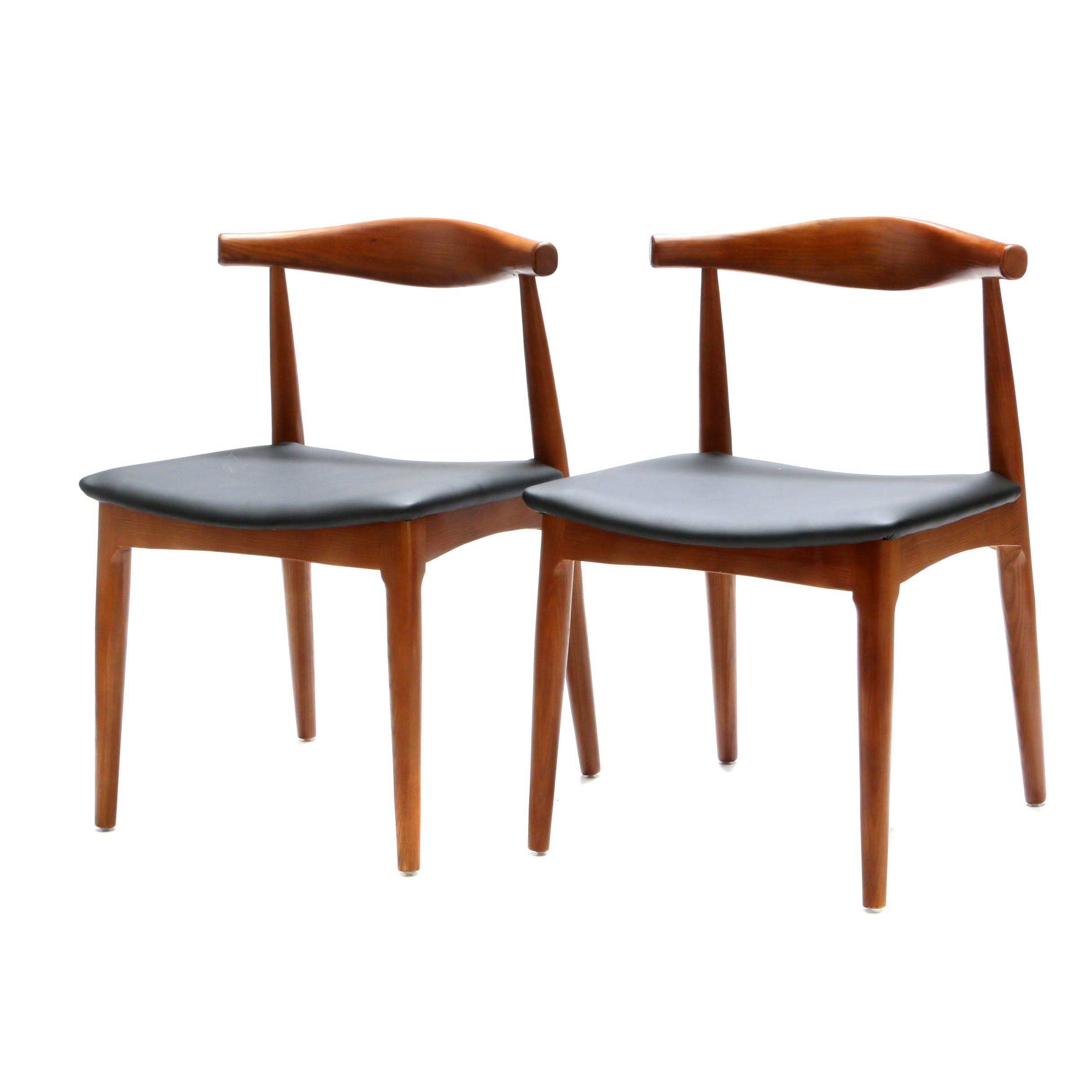 Danish Modern Teak Chairs