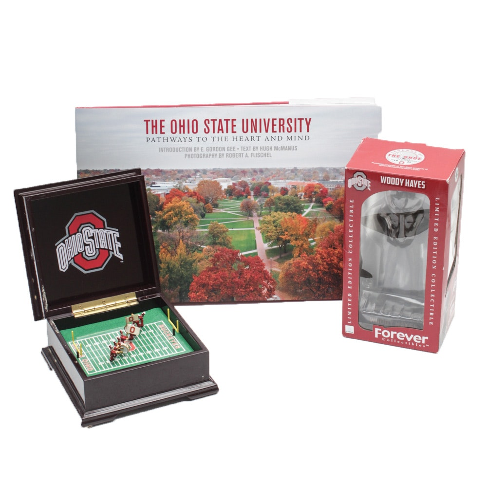 Ohio State Memorabilia