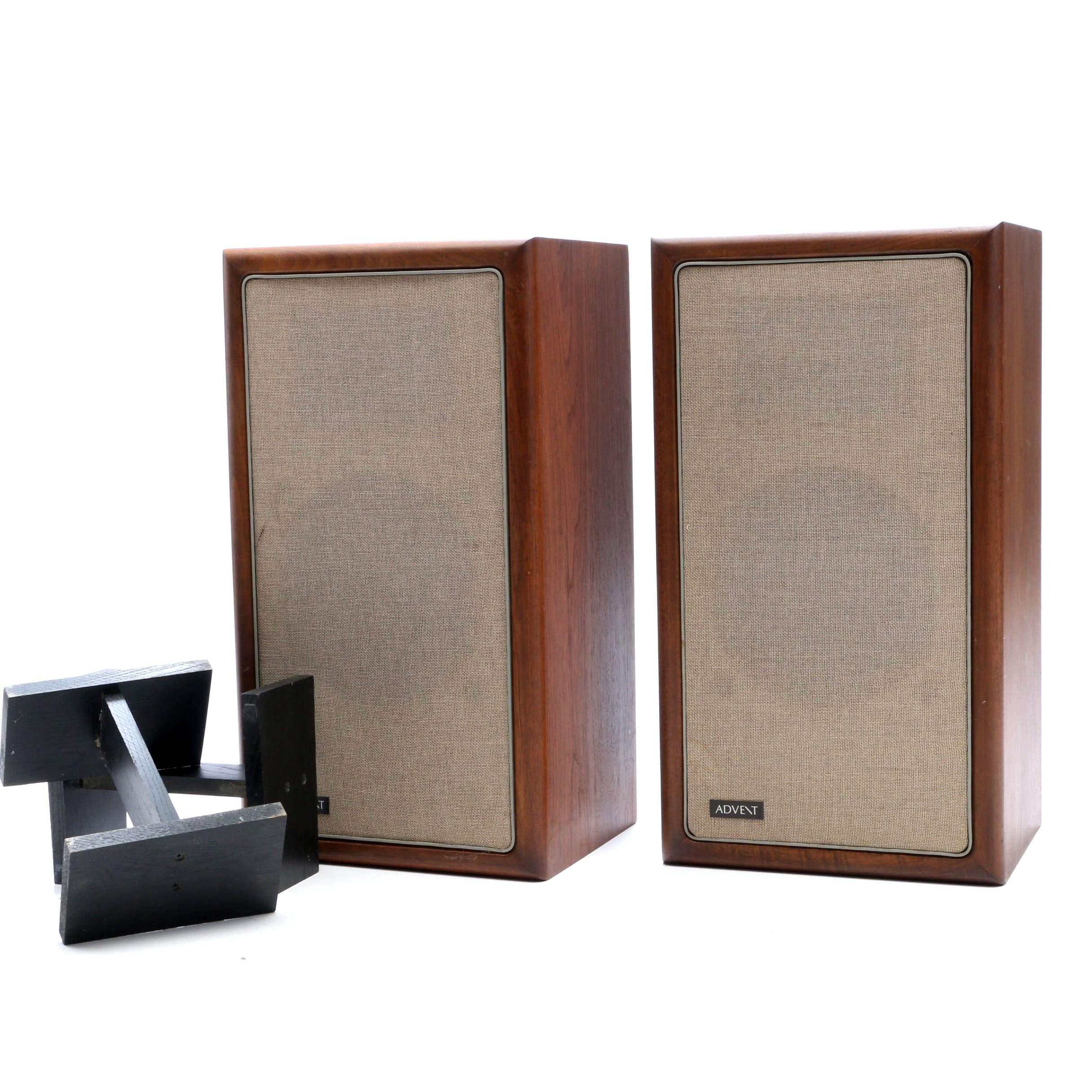 Vintage Advent Floor Speakers
