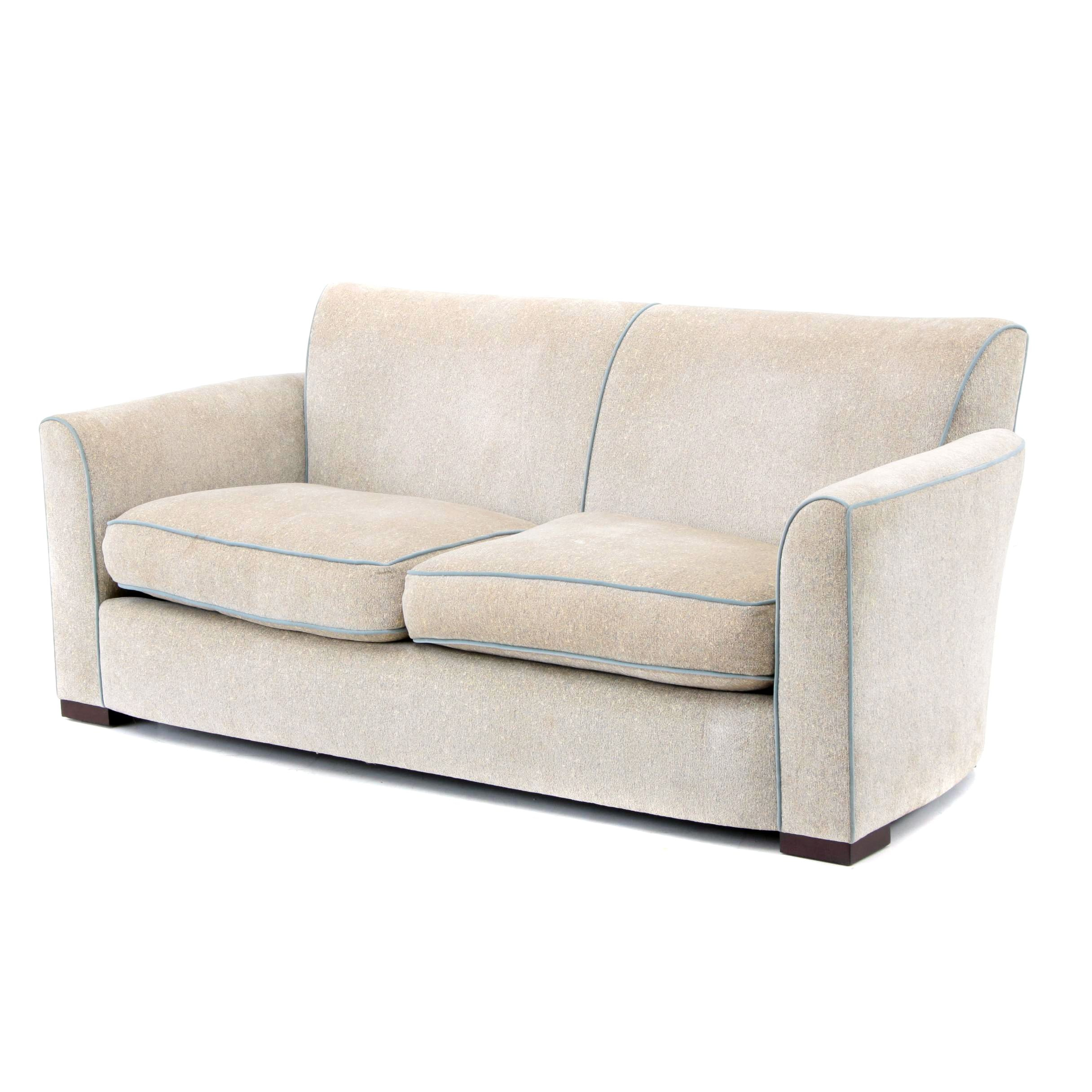 Donghia Upholstered Love Seat