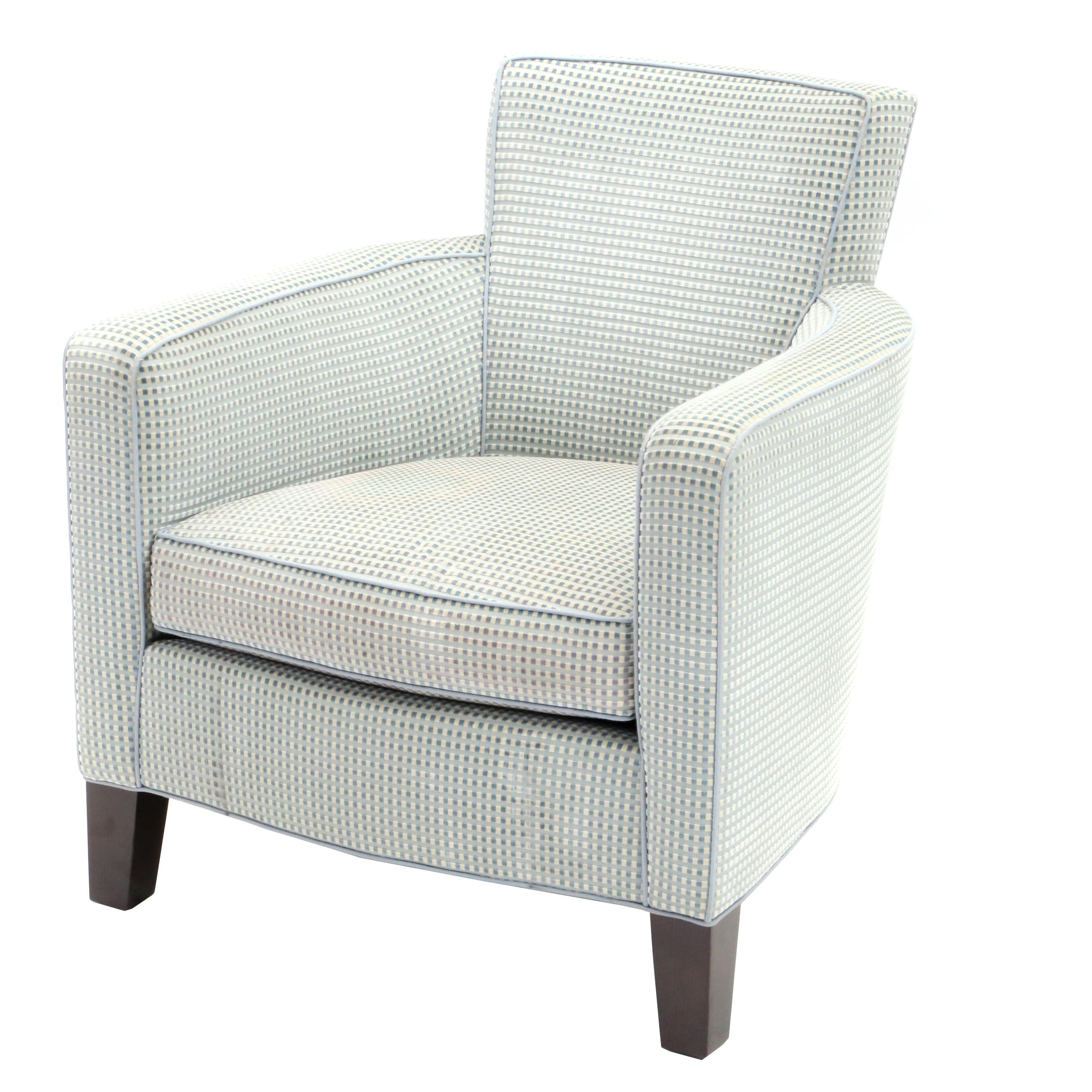 Christian Liaigre at Holly Hunt Arm Chair