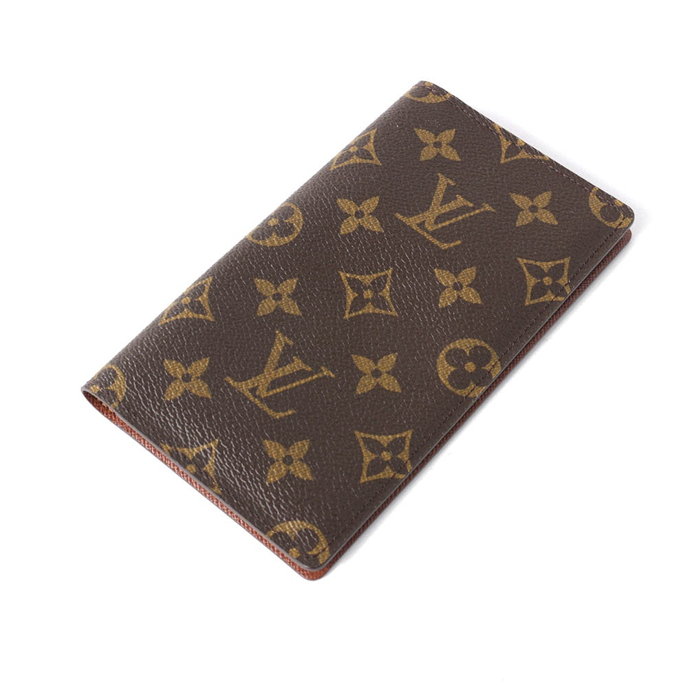 Louis Vuitton of Paris Monogram Canvas Wallet