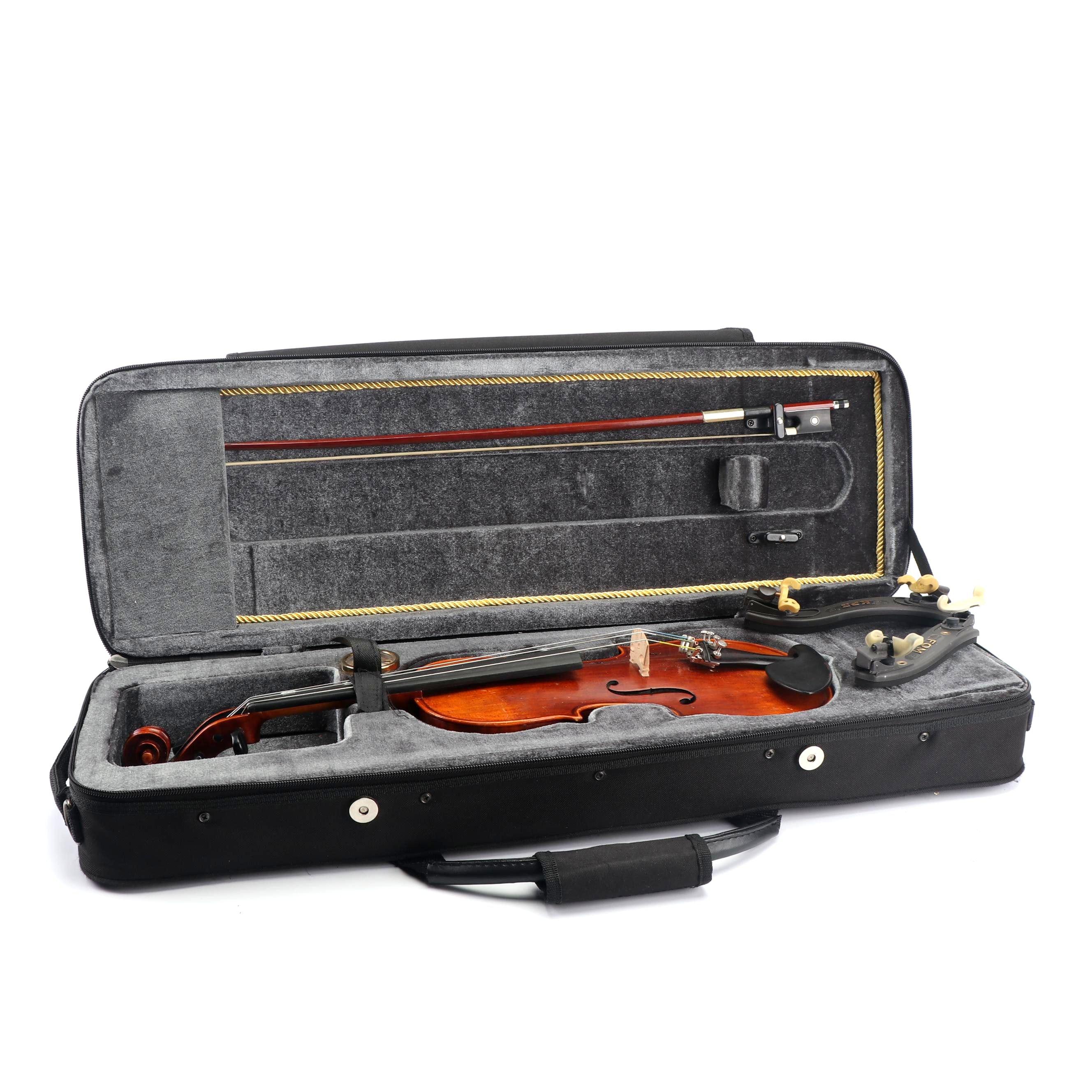 Antonio Bach 1/2 Violin with Bow and Case