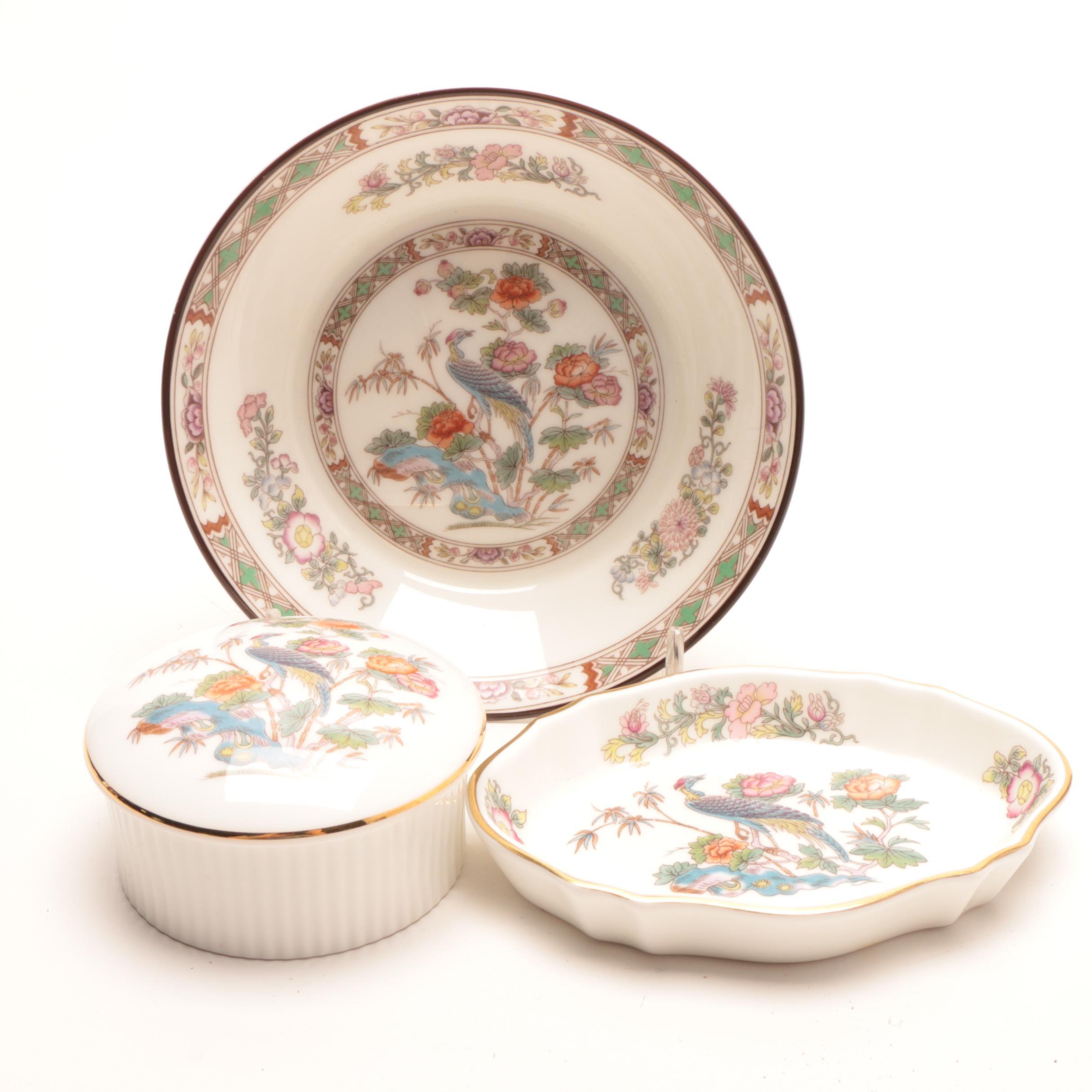 "Wedgwood ""Kutani Crane"" Bone China Tableware"