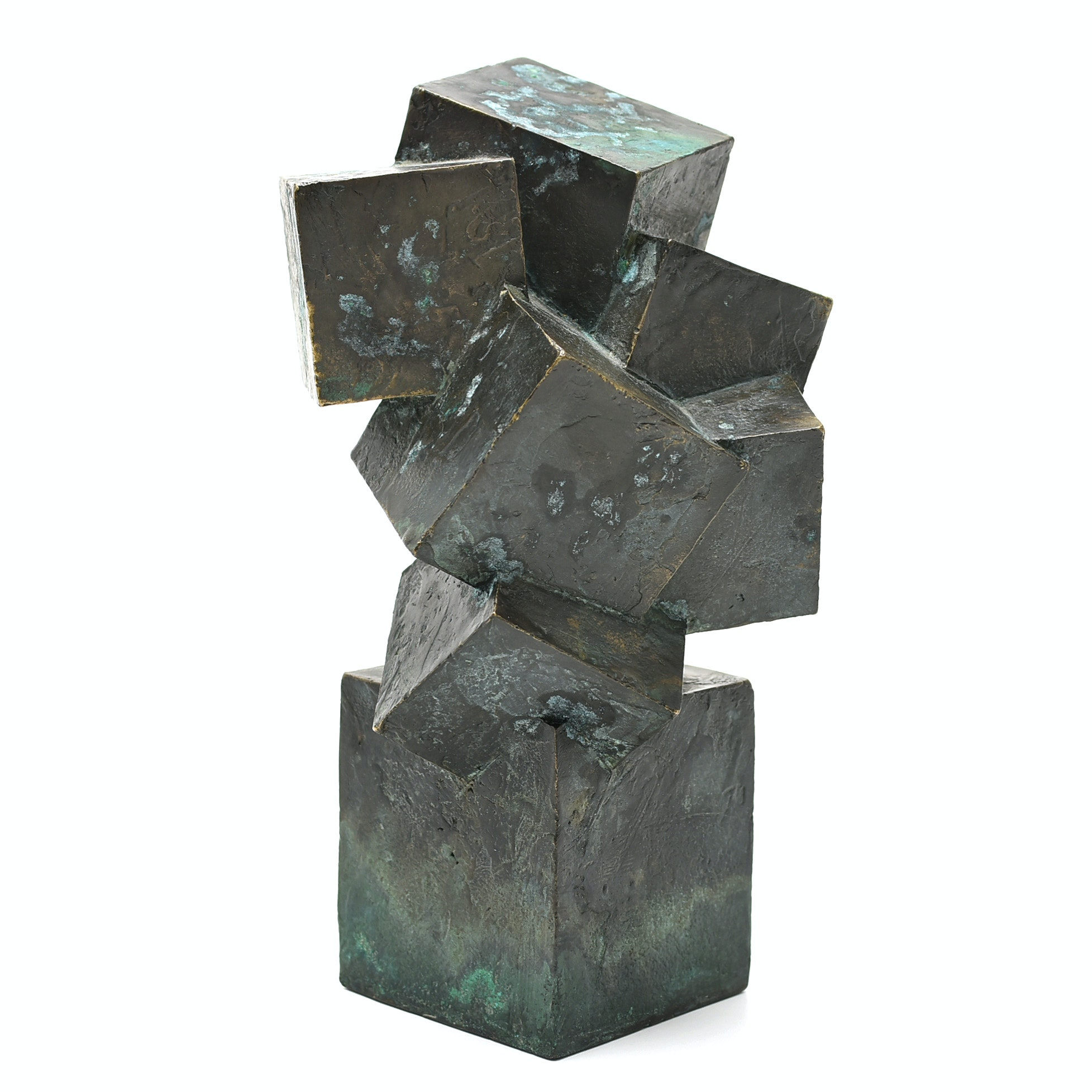Bruce Beasley 2006 Abstract Bronze Sculpture