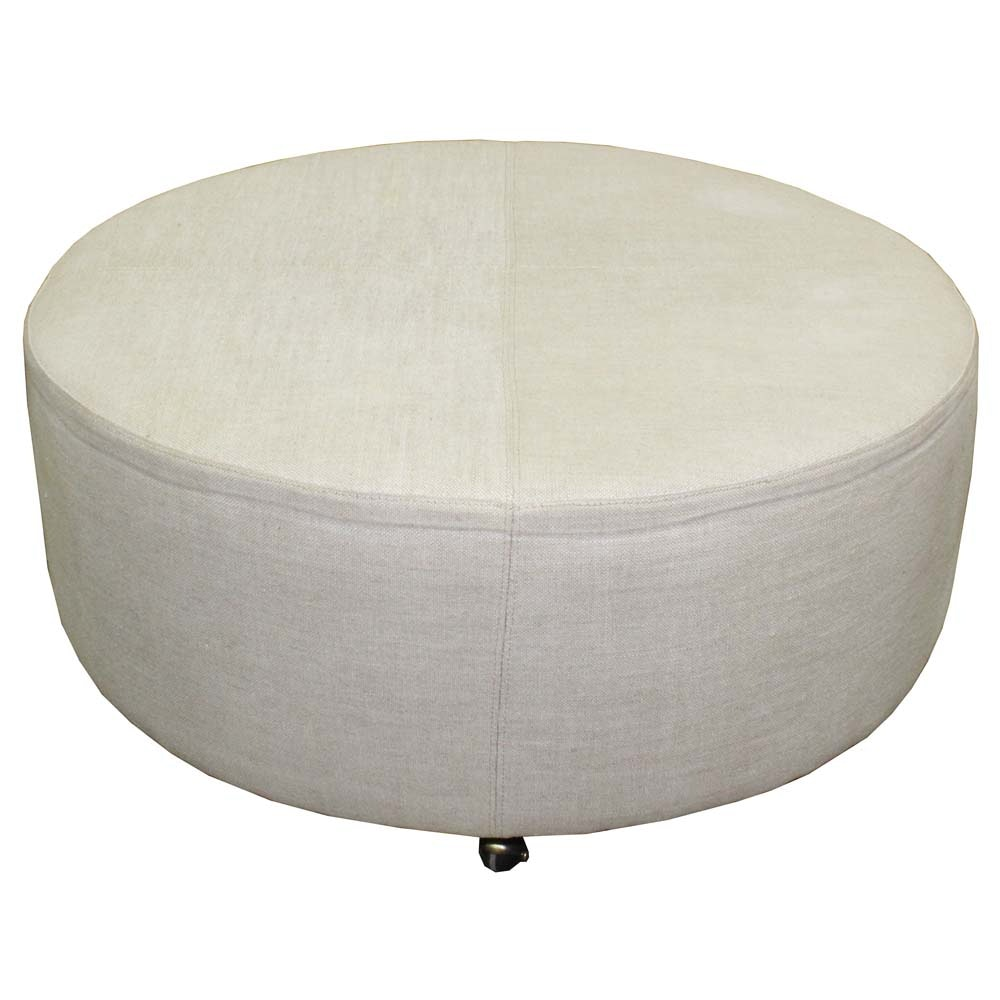 Contemporary Ottoman On Casters