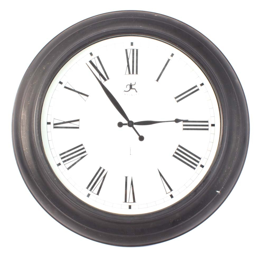 Infinity Decorative Wall Clock