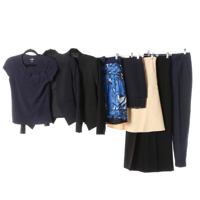 Women's Clothing Featuring Kate Spade, Theory, Tahari