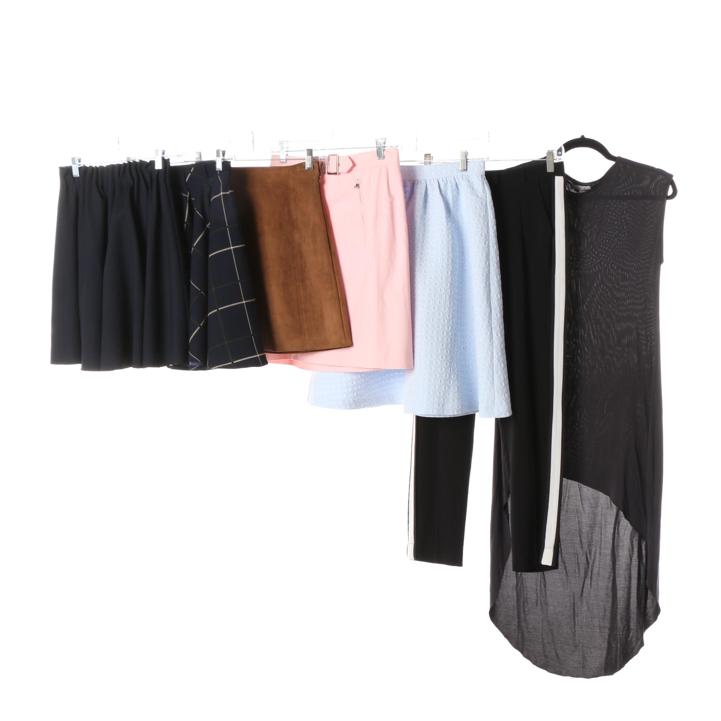Topshop, TSE, Zara Basics, Silence + Noise, and Babaton Women's Clothing