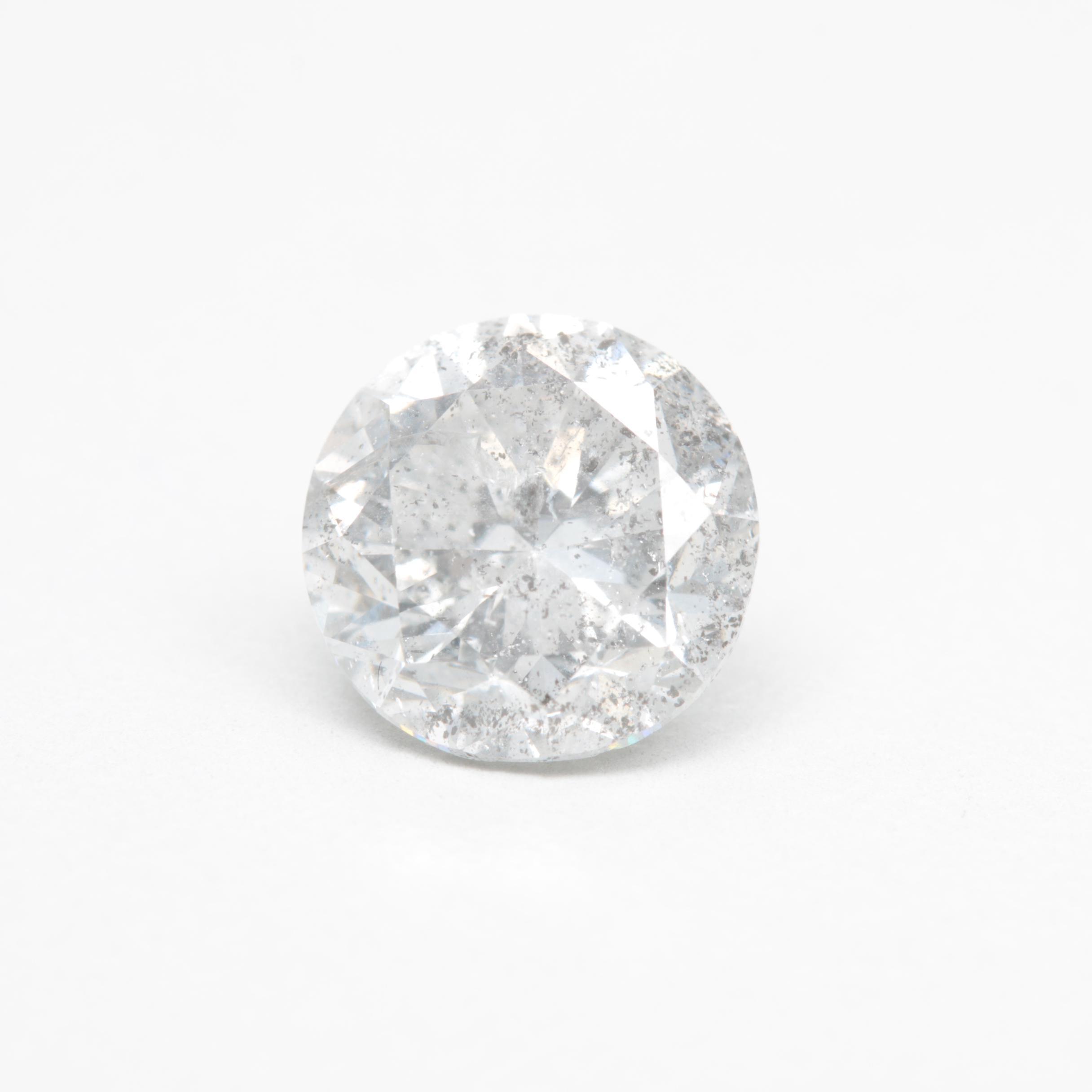 Loose 2.01 CT Diamond