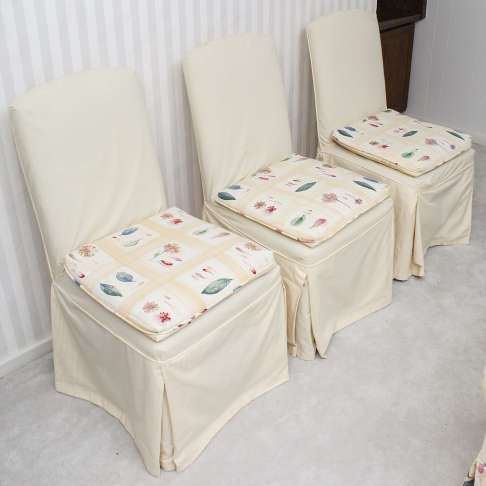 Custom Upholstered Side Chairs