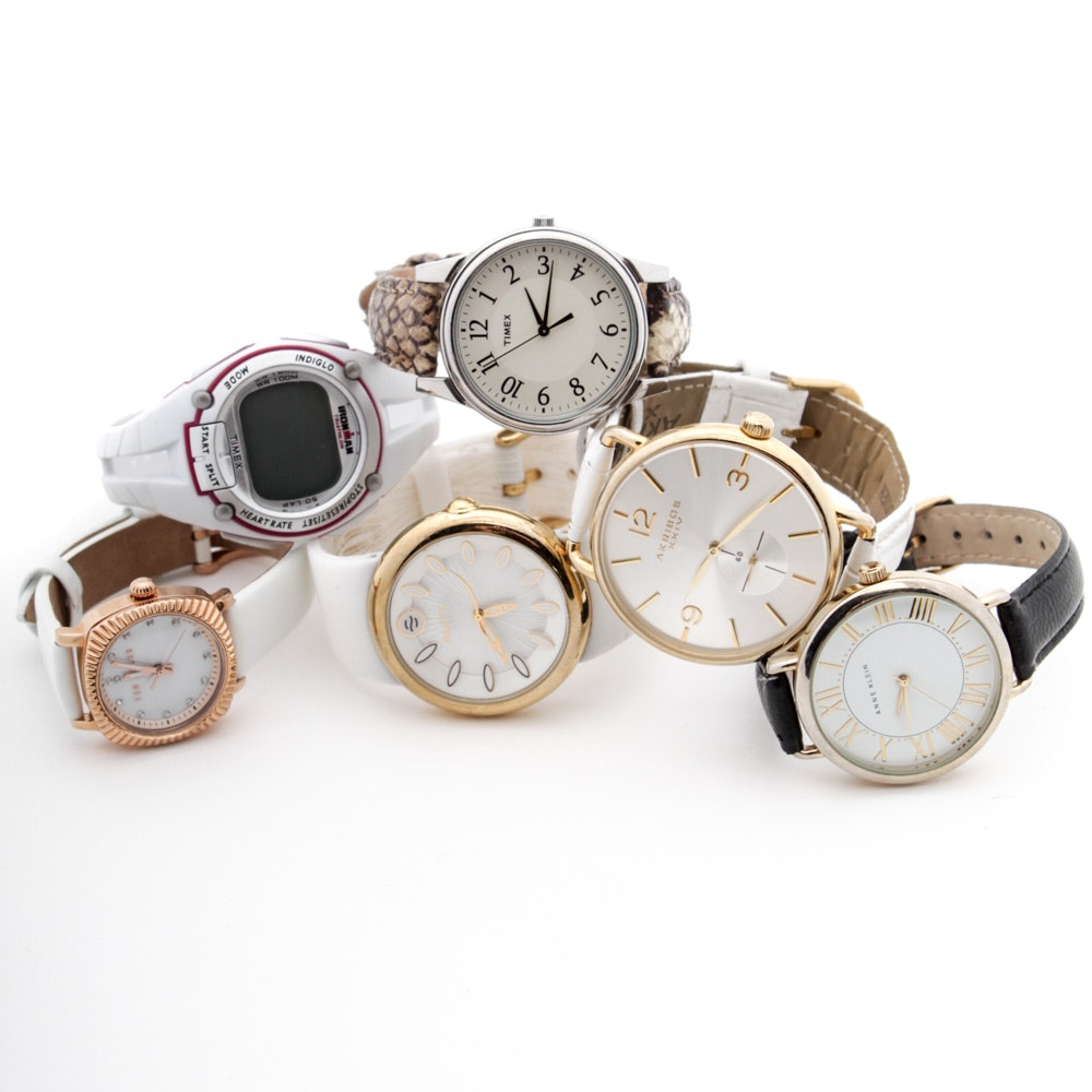 Wristwatches Featuring Akribos XXIV