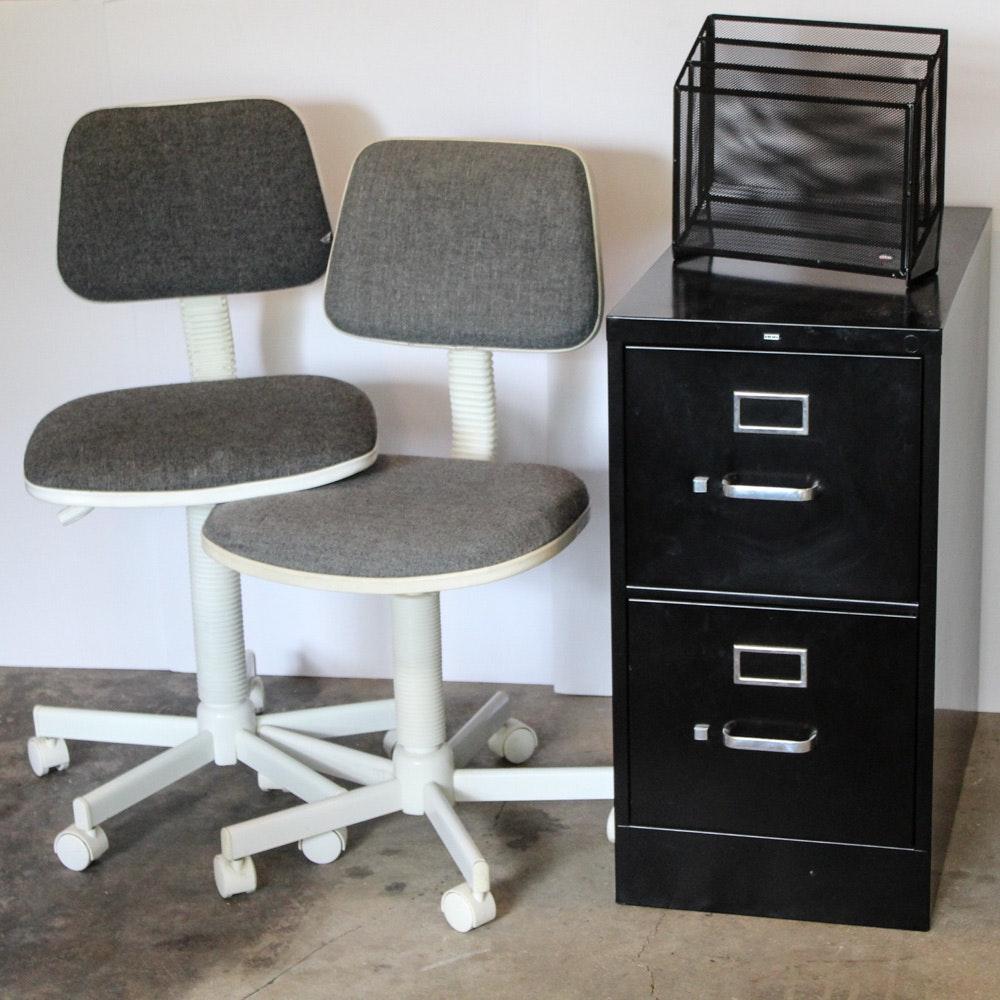 Office Furniture Assortment