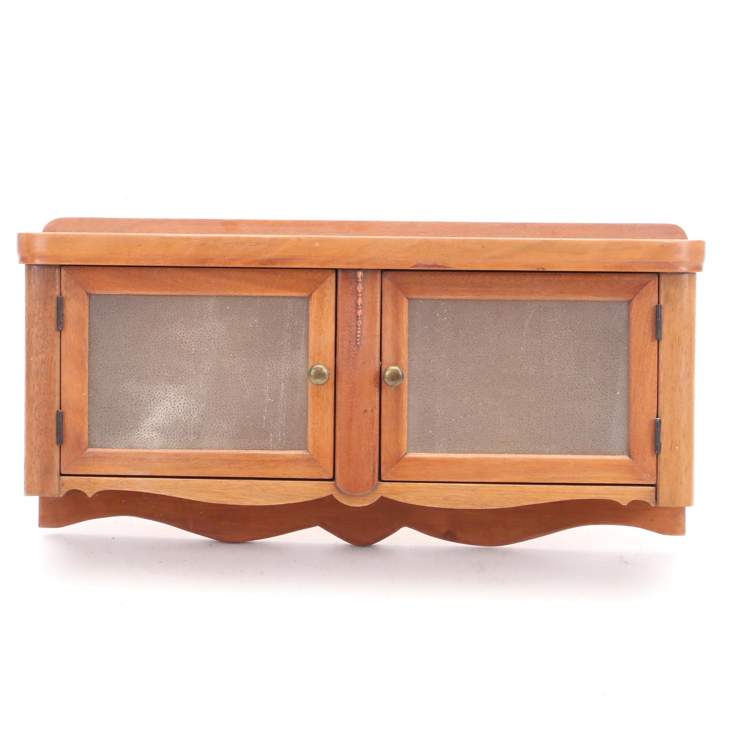 1960s Storage Cabinet Top by Weber Dental