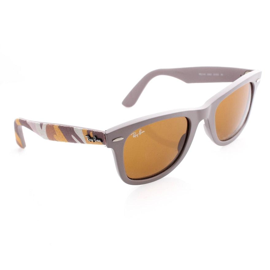 3076f377aa Ray-Ban Wayfarer Sunglasses   EBTH