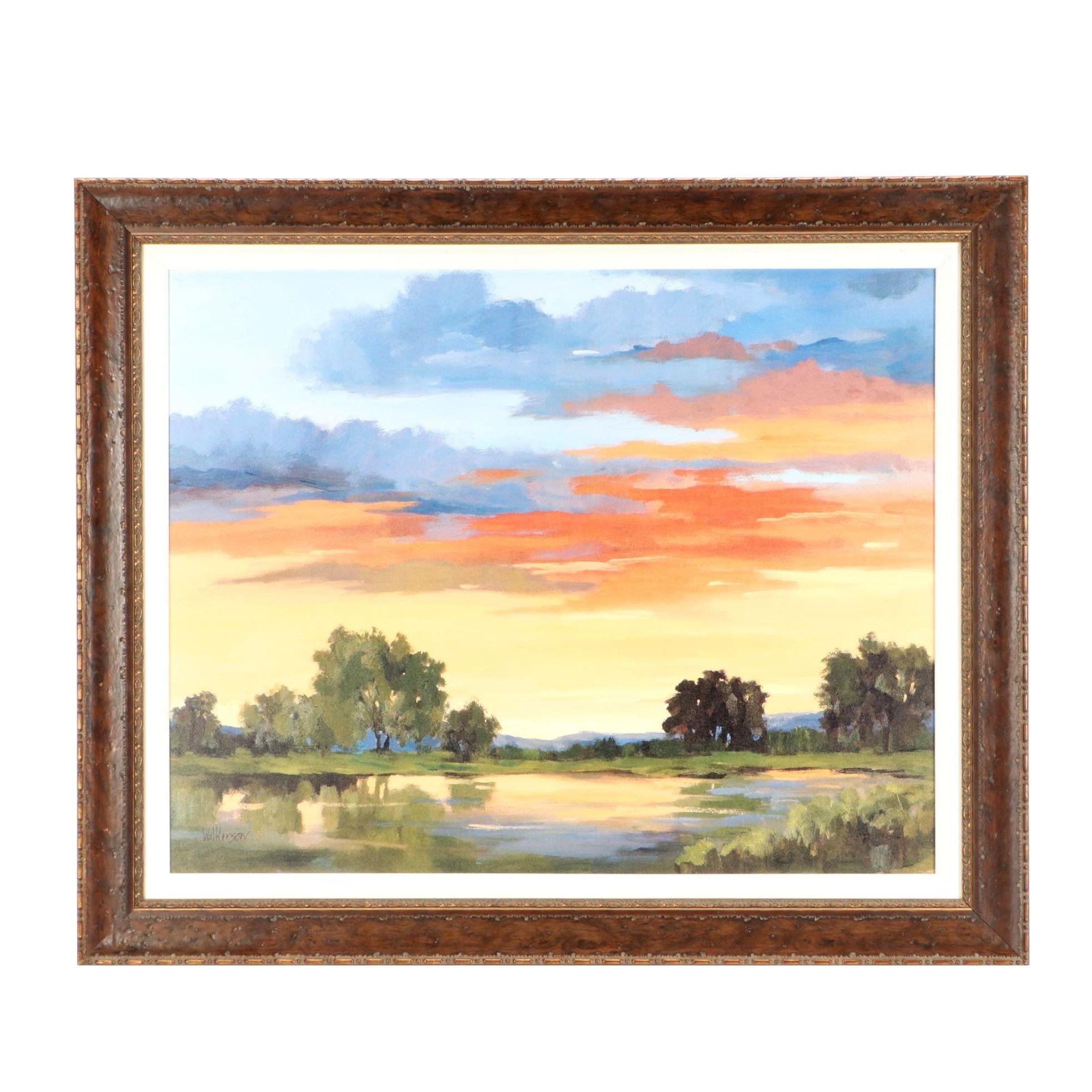 Wilkerson Giclée Landscape