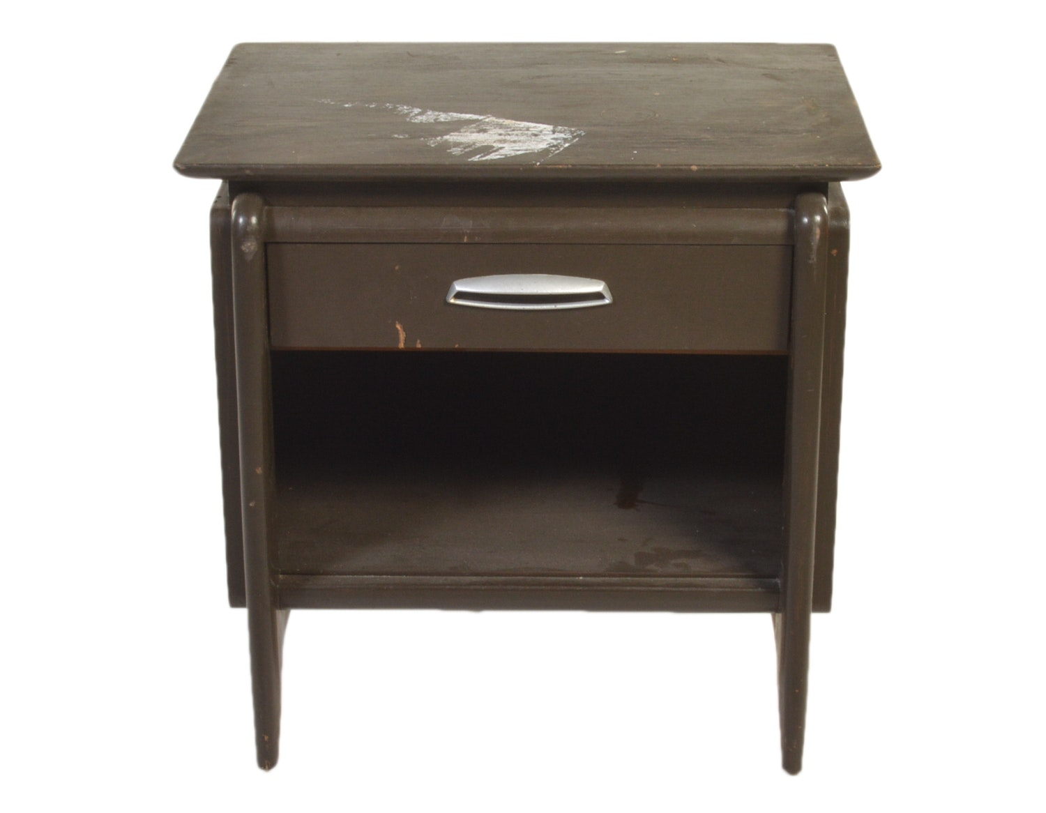 """Projection"" Painted Nightstand by Drexel"