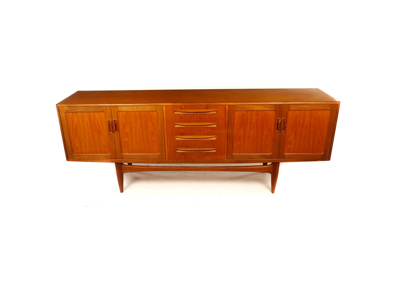 """""""Fresco"""" """"G Plan"""" Sideboard by VB Wilkins for E. Gomme"""