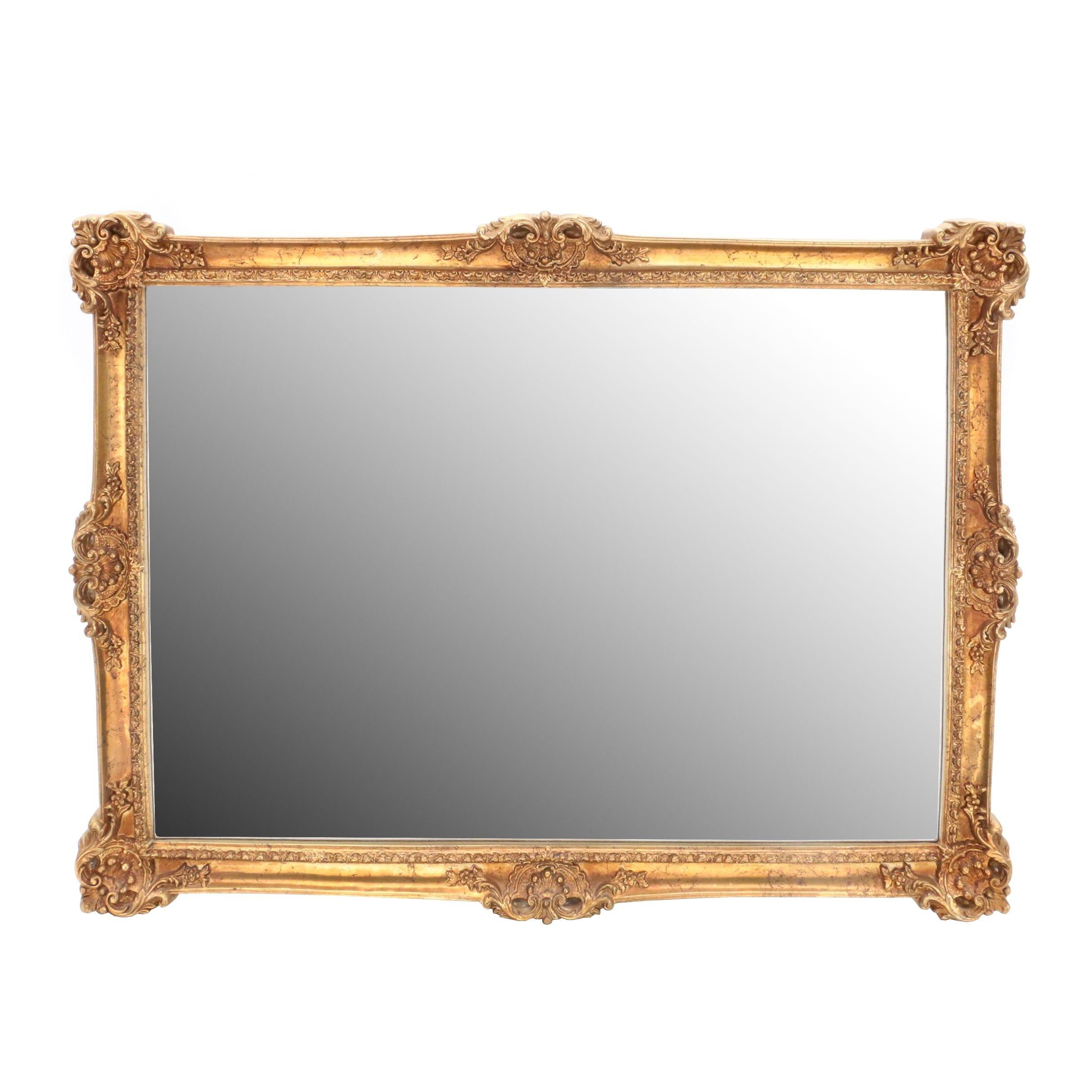 Carolina Company Wall Mirror with Molded Frame