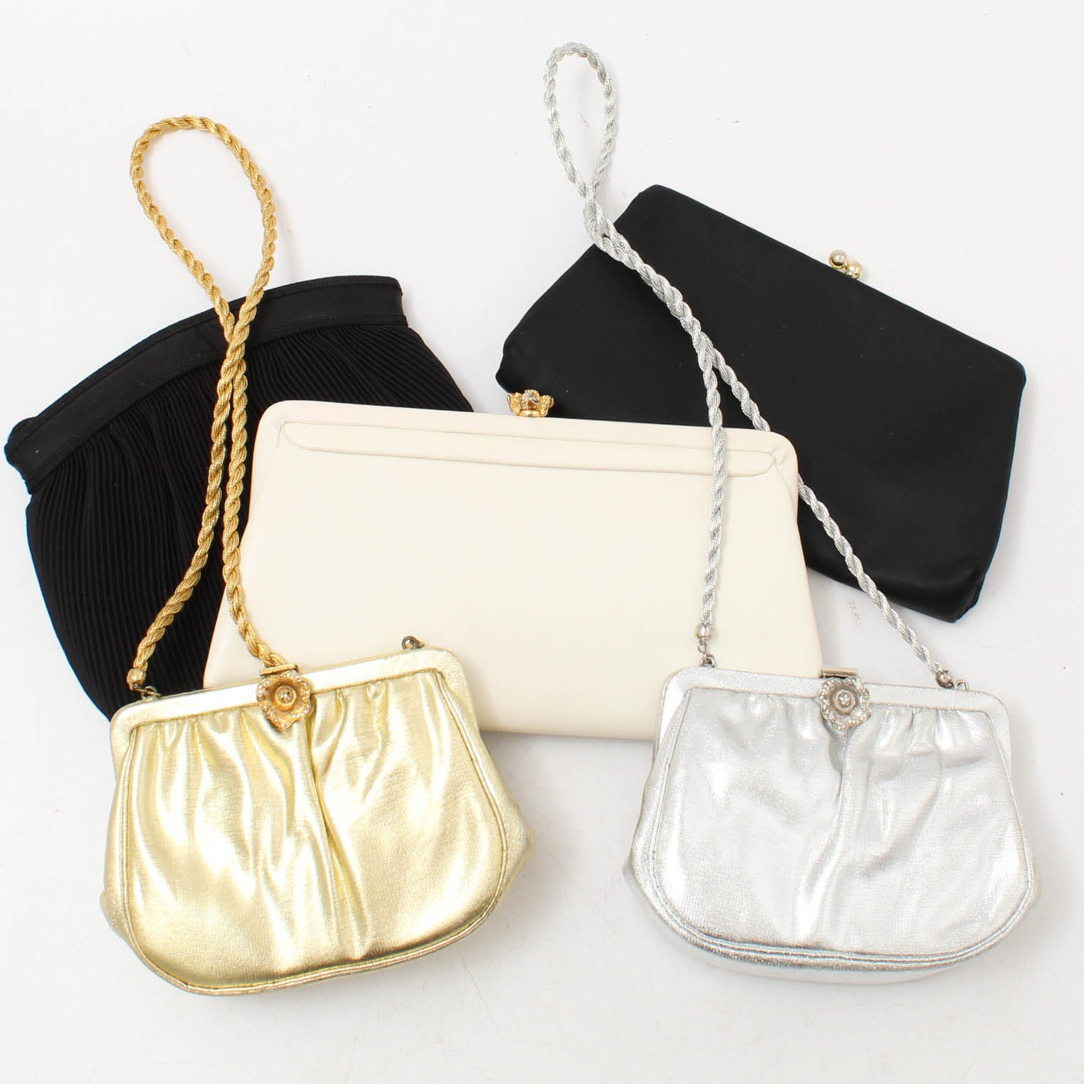 Vintage Evening Bags and Clutches