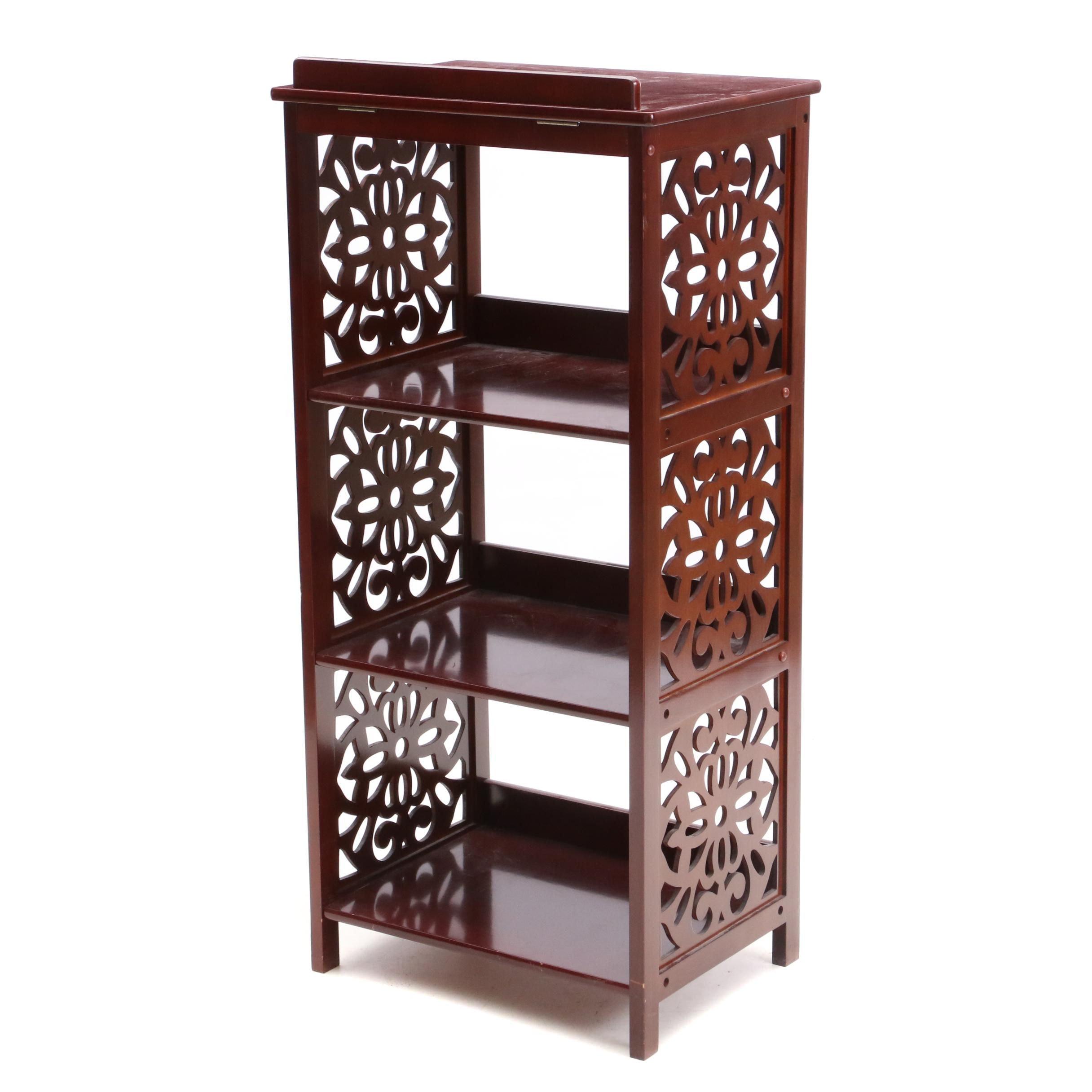 Freestanding Open Shelf Bookcase