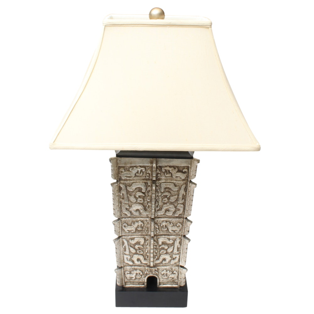 Southeast Asian Style Table Lamp