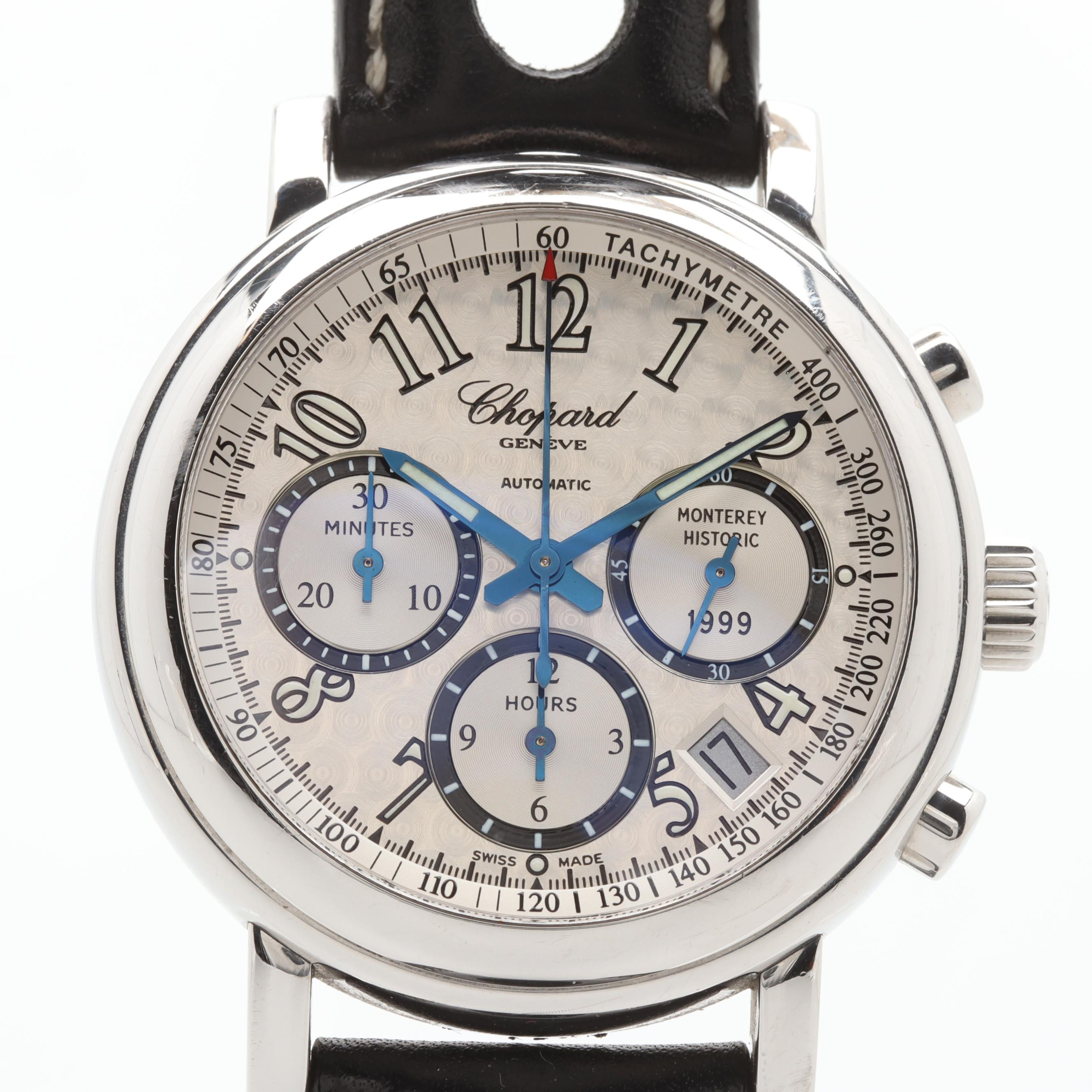 Chopard Mille Miglia Chronograph Monterey Cup Automatic Wristwatch
