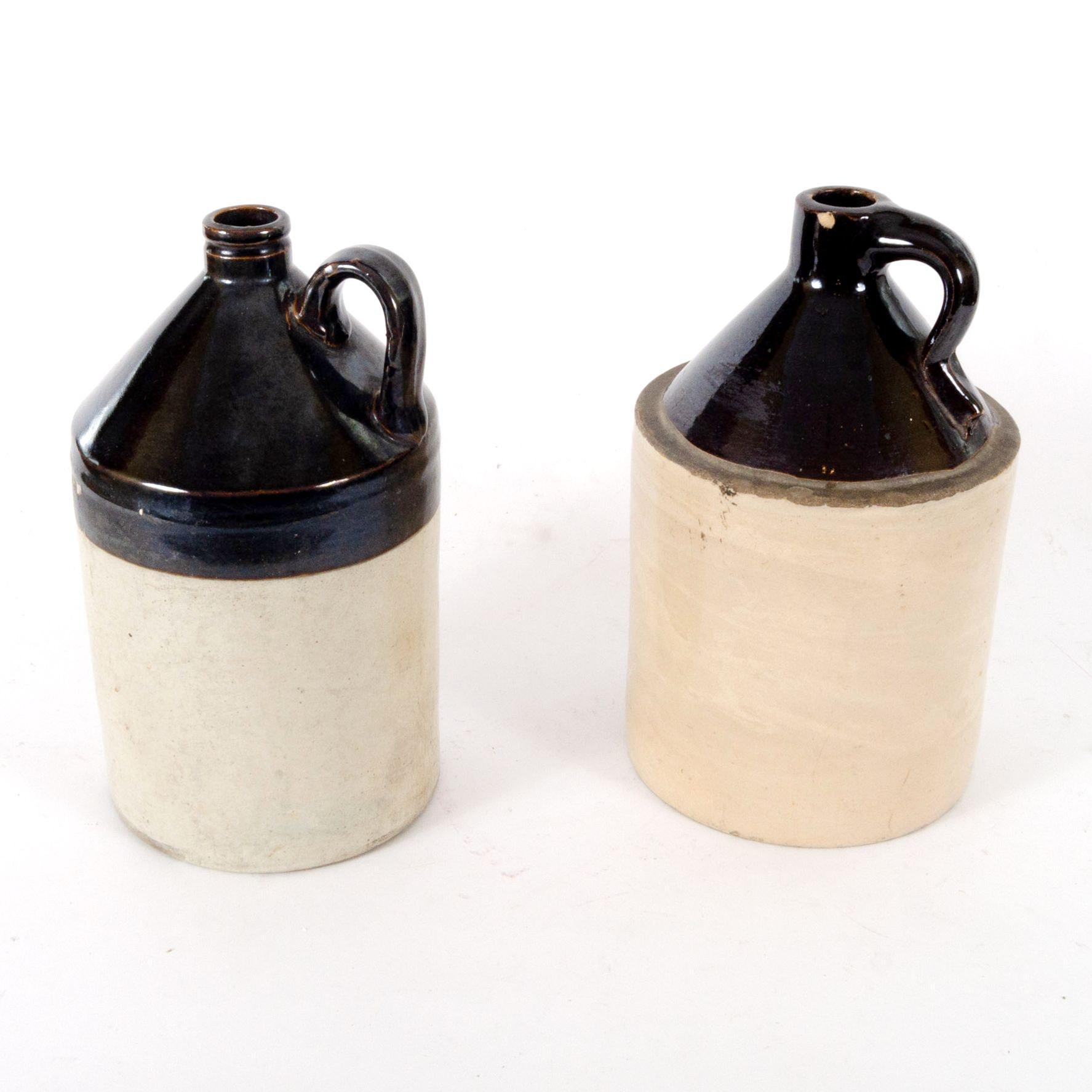 Vintage Stoneware Jugs