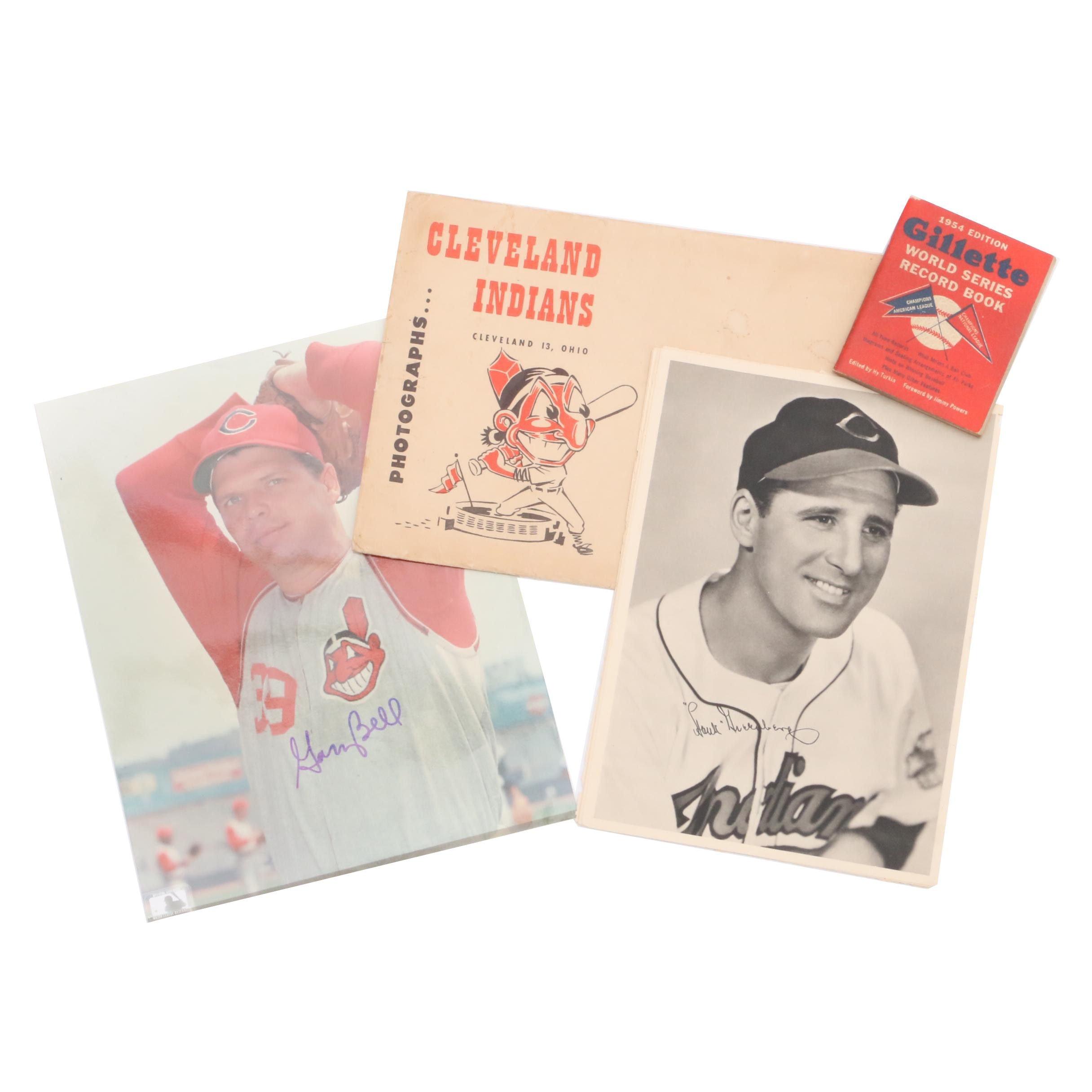 Cleveland Indians Vintage Items
