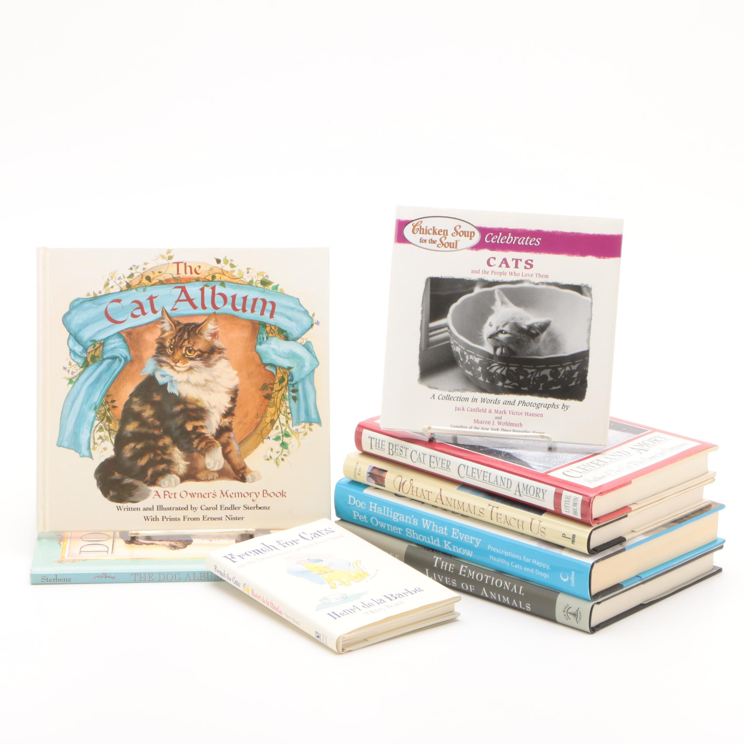 Books on Animals and Pets