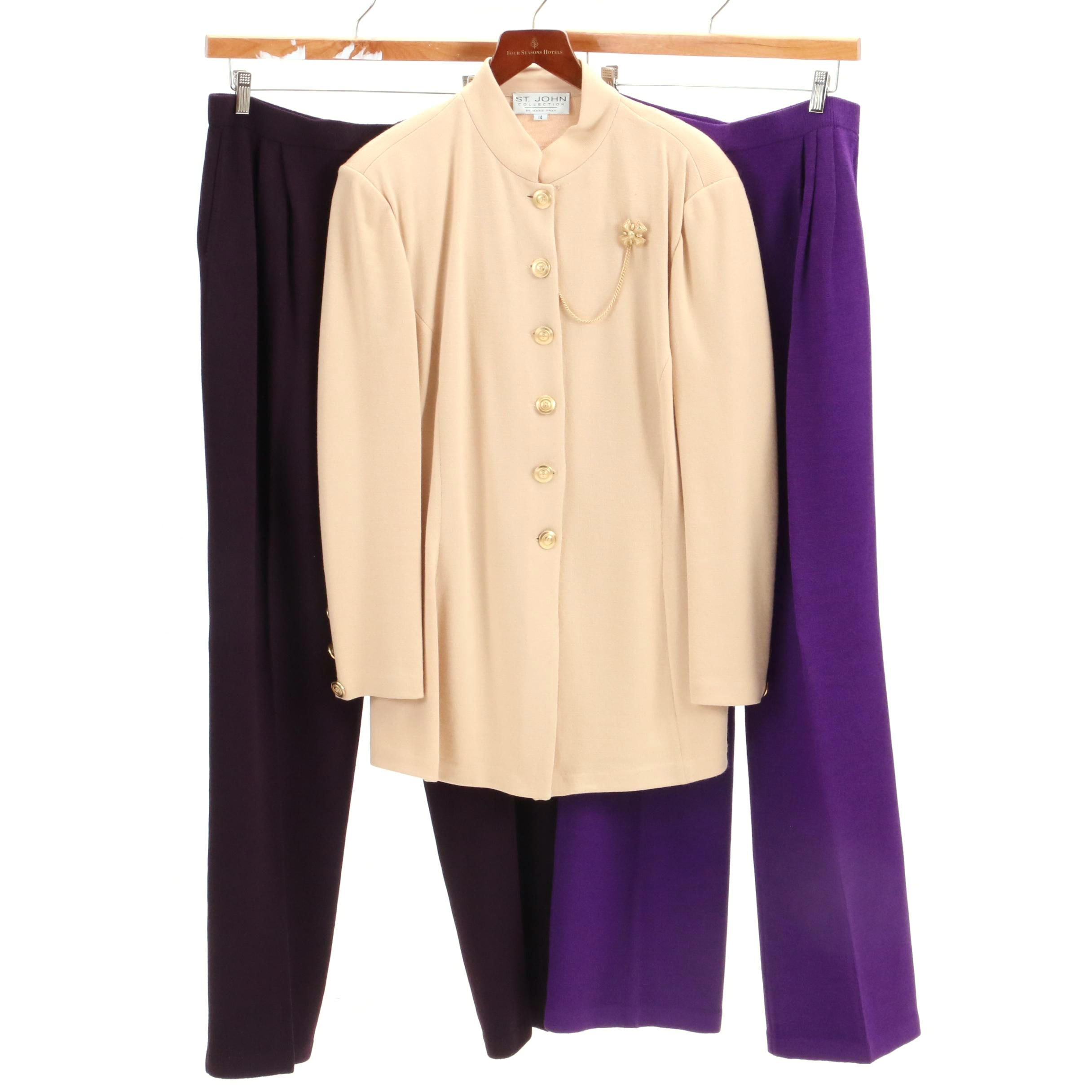 St. John Collection Clothing Separates