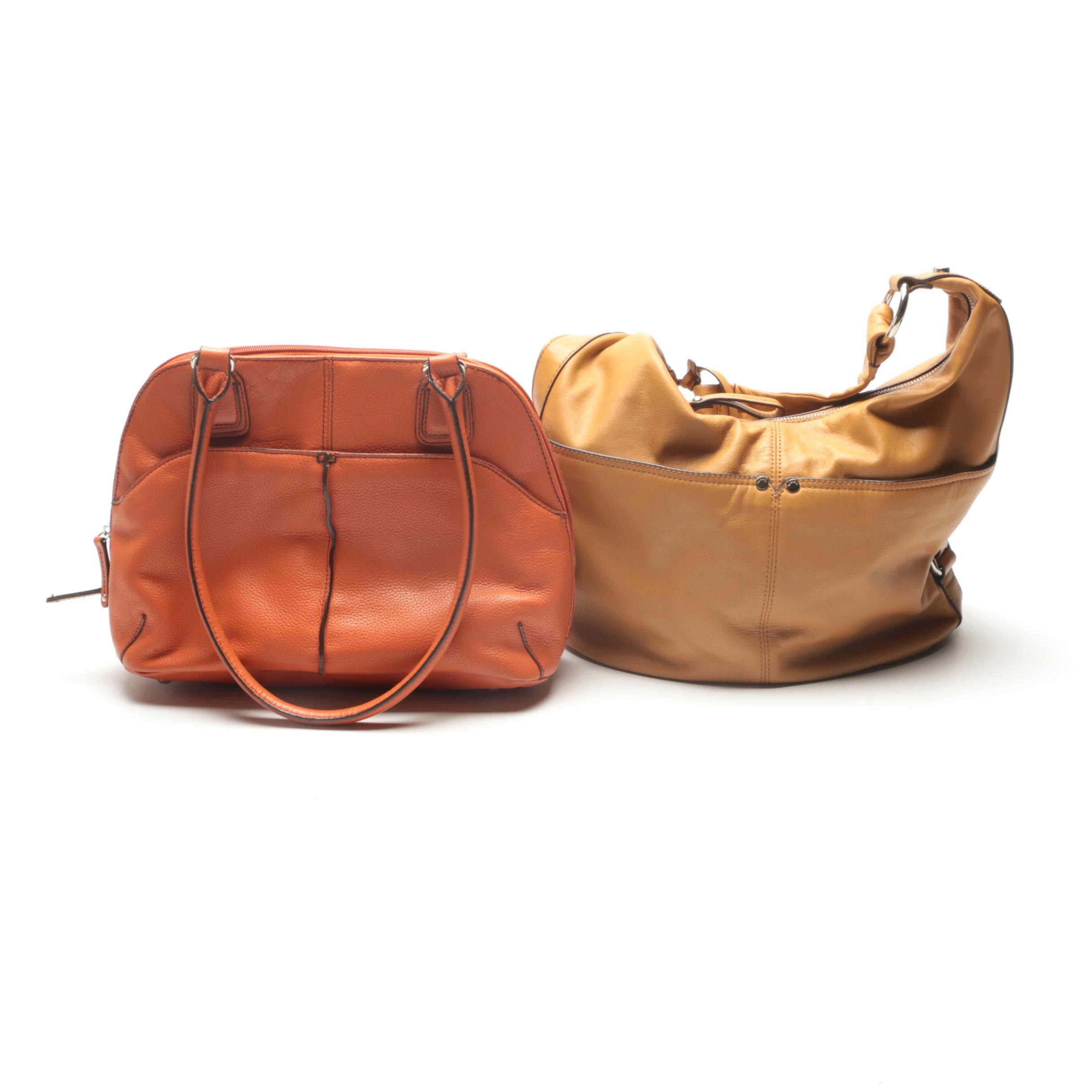 Tignanello Leather Handbags
