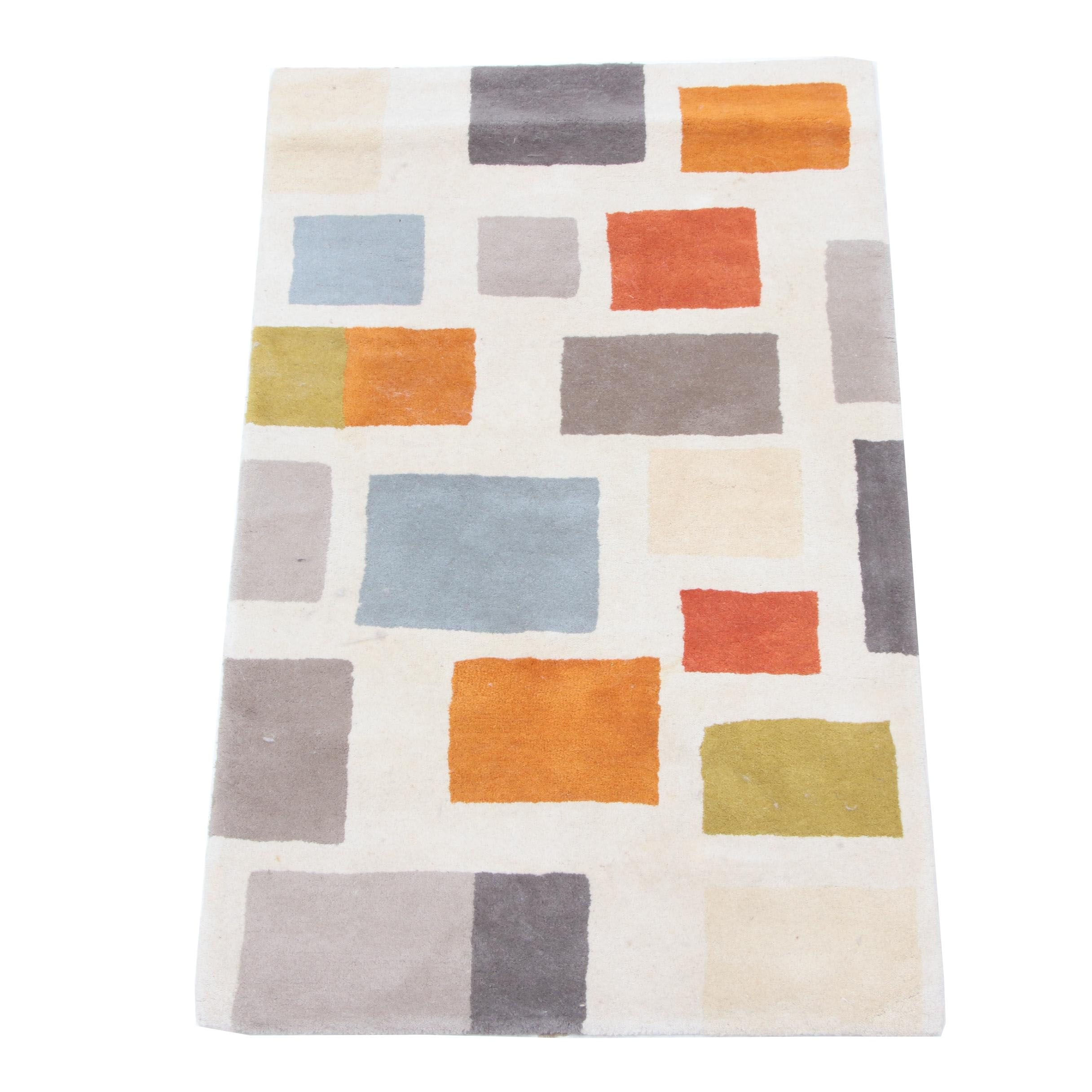 "Tufted Area Rug by Brink & Capman from the ""Scion"" Collection"