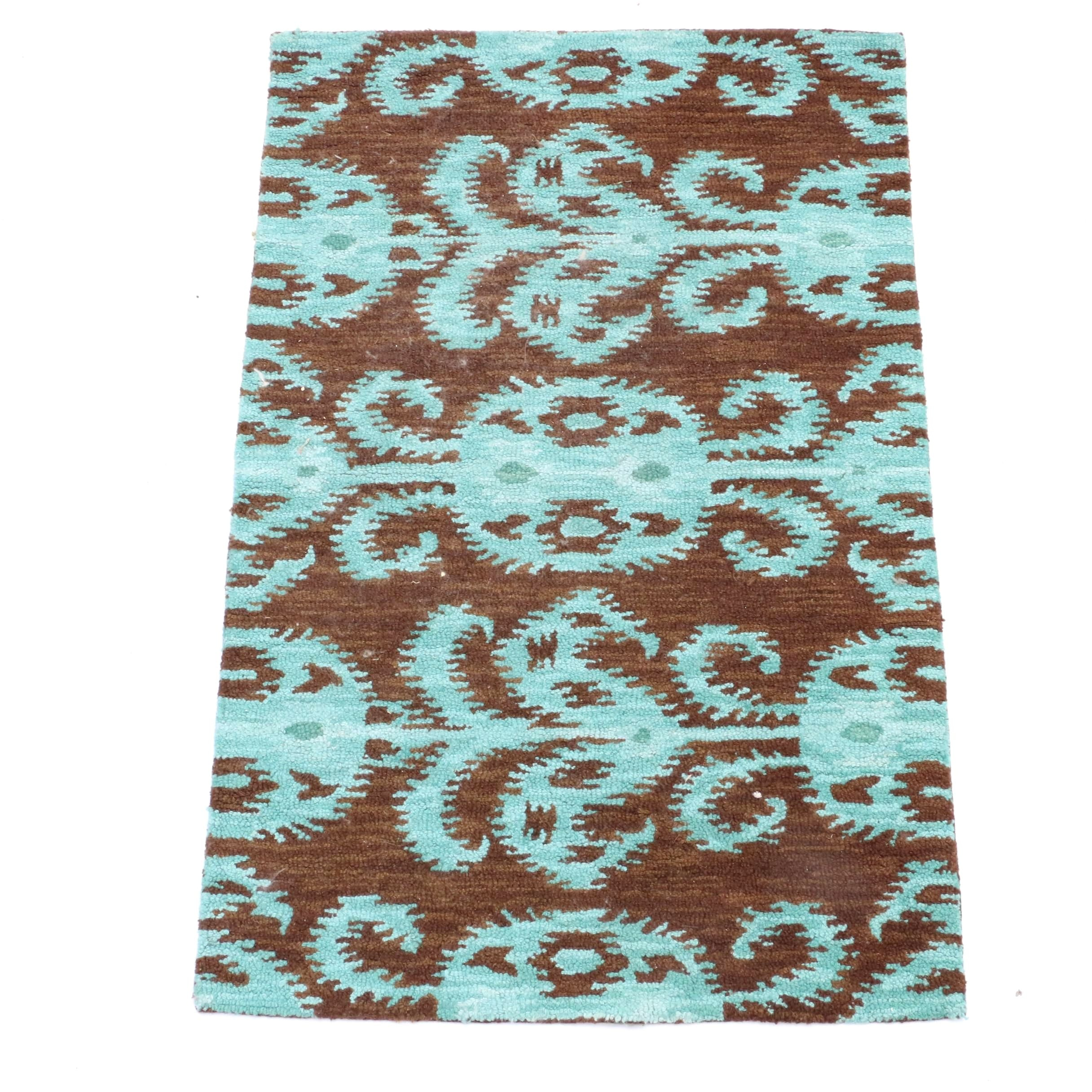 "Hooked Loloi Area Rug From the ""Milano"" Collection"