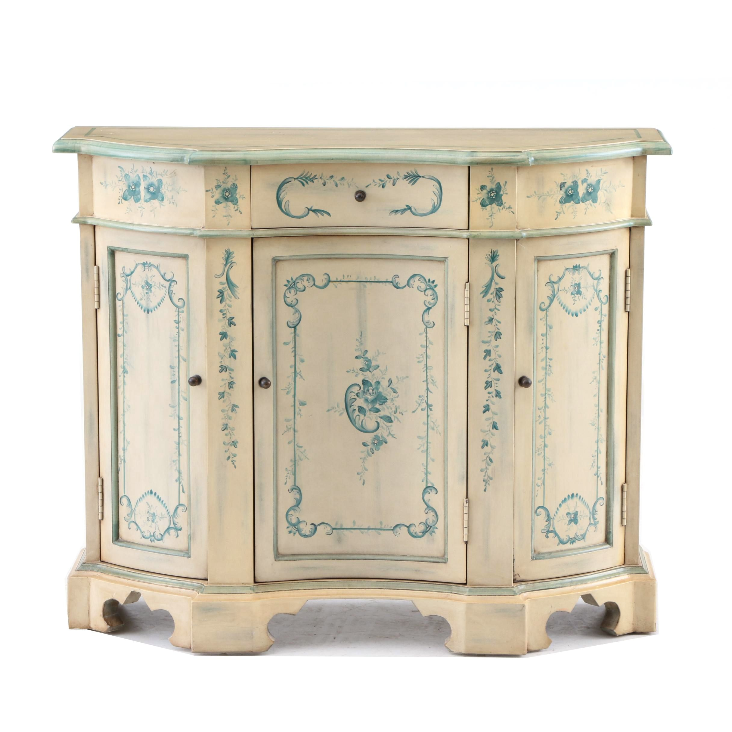 French Country Style Cabinet