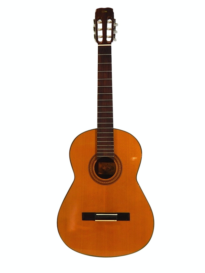 Conn C-10 Maple and Rosewood Acoustic Guitar - Needs Strings