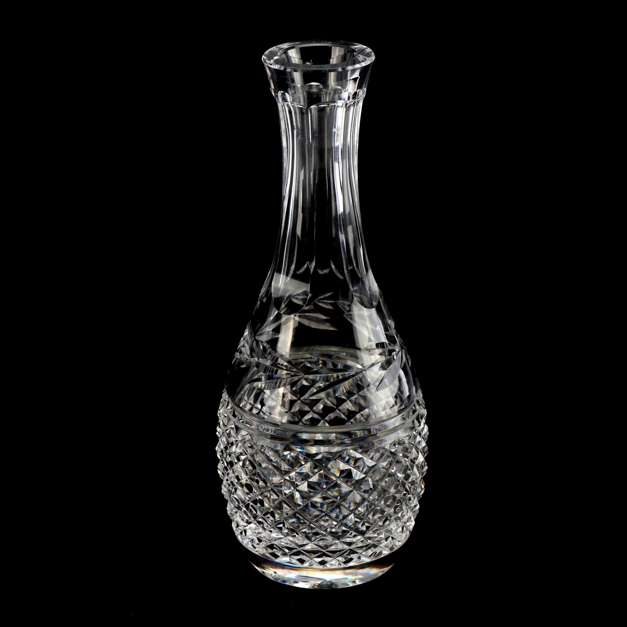 "Waterford Crystal ""Glandore"" Cordial Decanter"