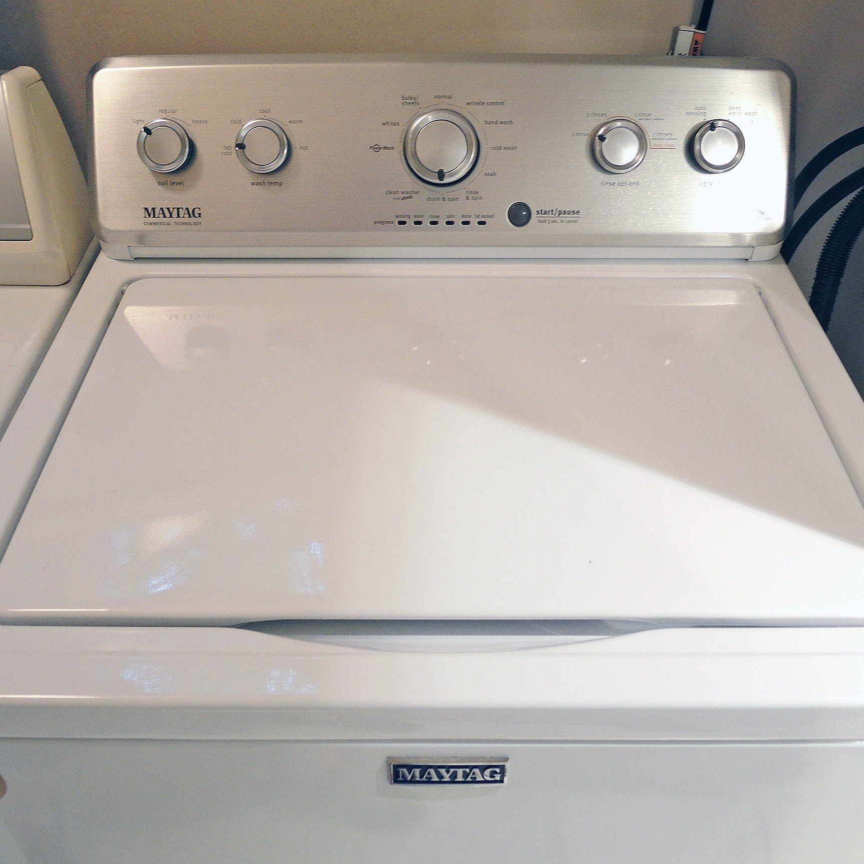 Maytag Top Load HE Washer