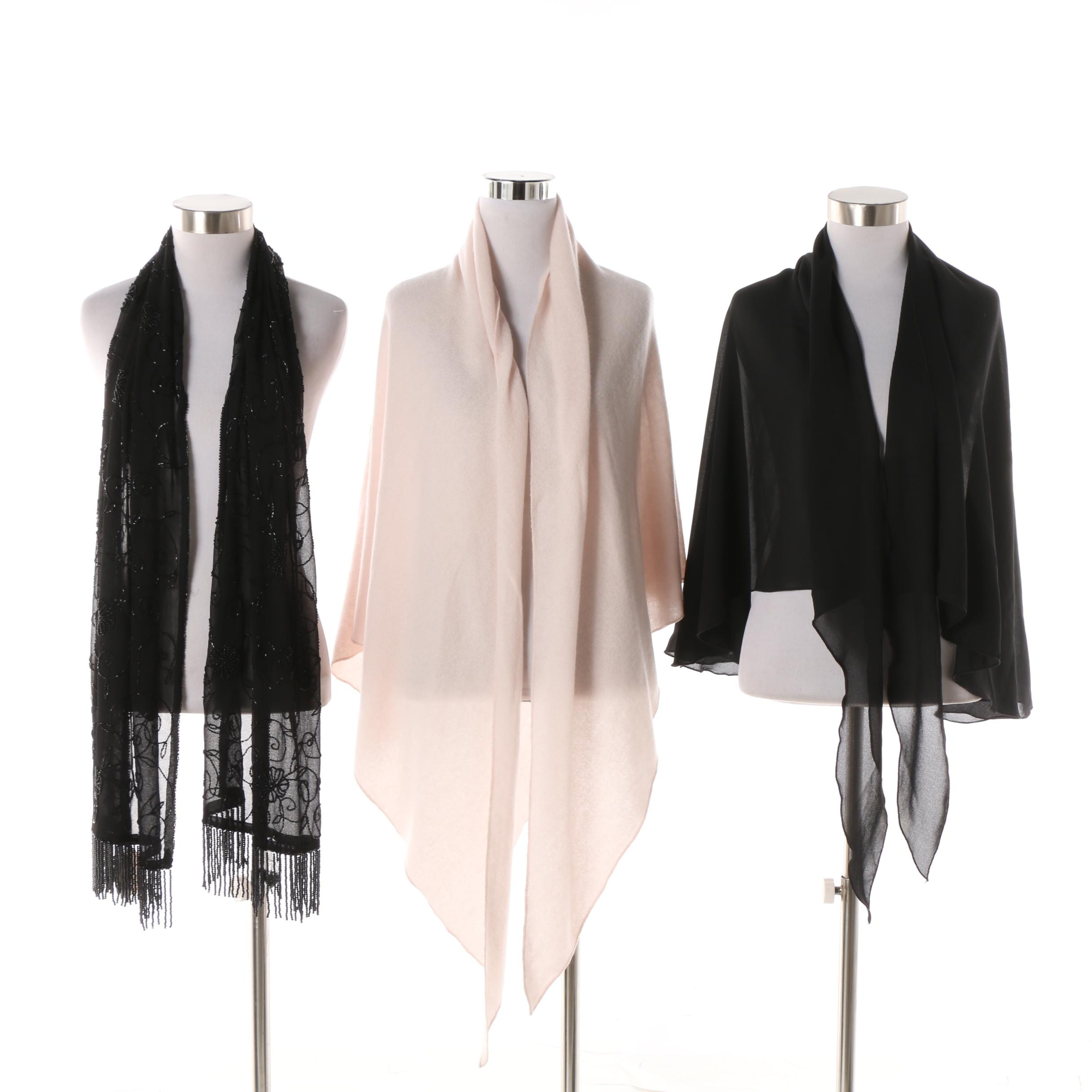 Repeat, K & K, and BodyRap Scarves
