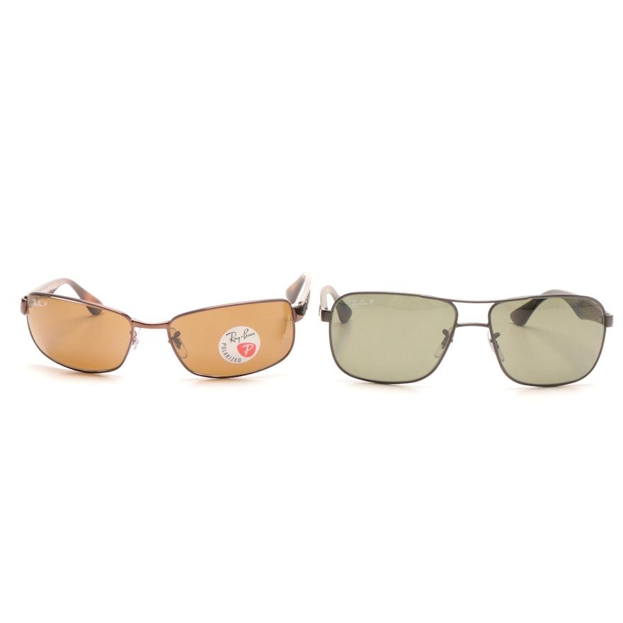 792691e1fc87 Ray-Ban Polarized Sunglasses   EBTH