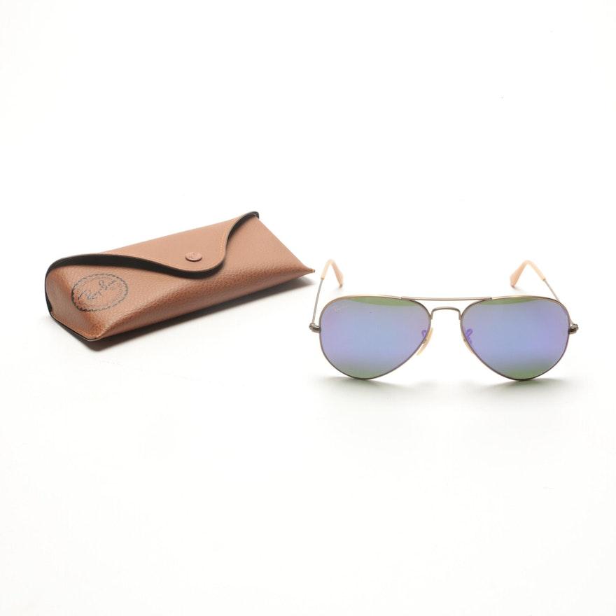 84c6597677548 Ray-Ban Aviator Sunglasses   EBTH