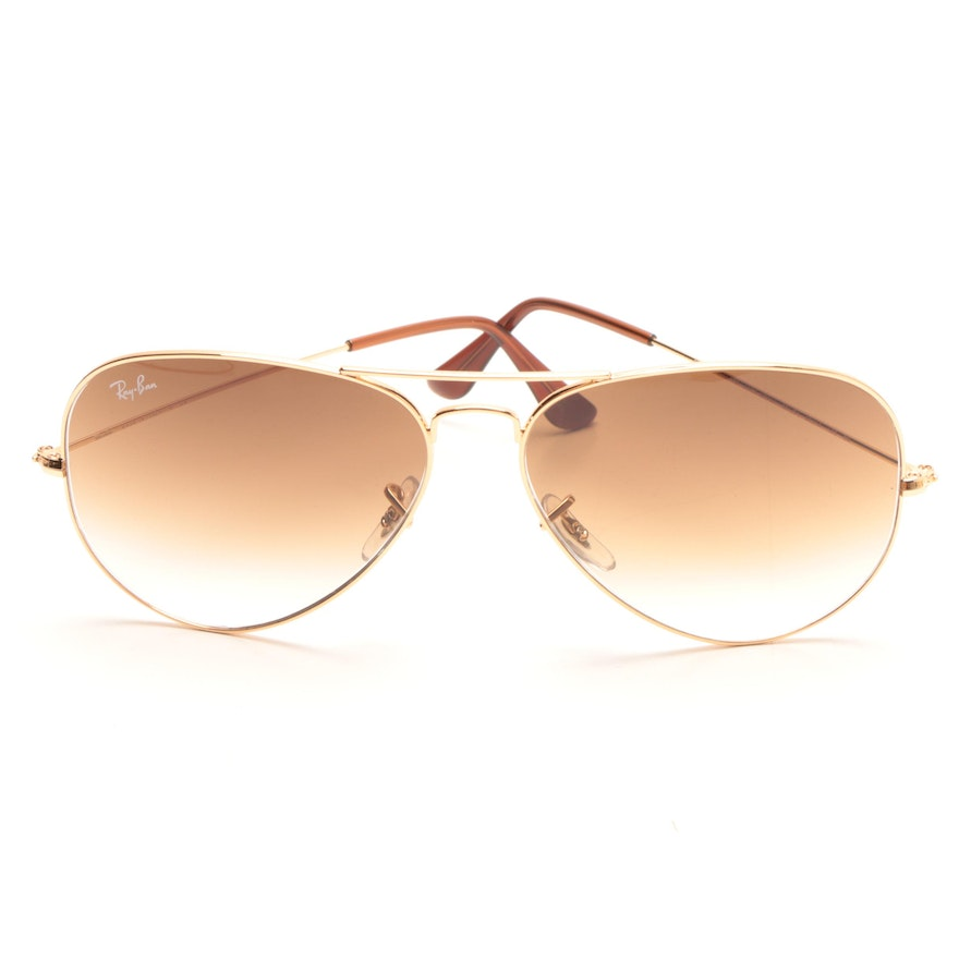 3b69ff1b72e Ray-Ban Aviator Sunglasses   EBTH