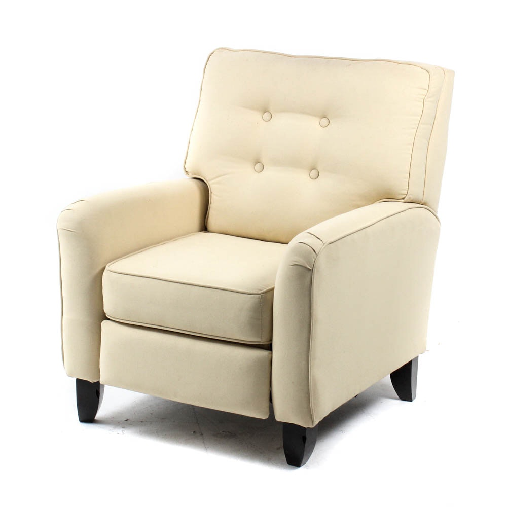 Contemporary Reclining Armchair