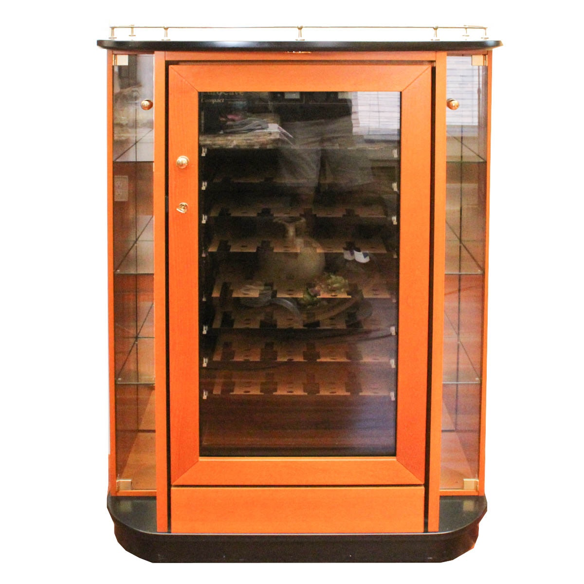 EuroCave Electric Wine Cabinet