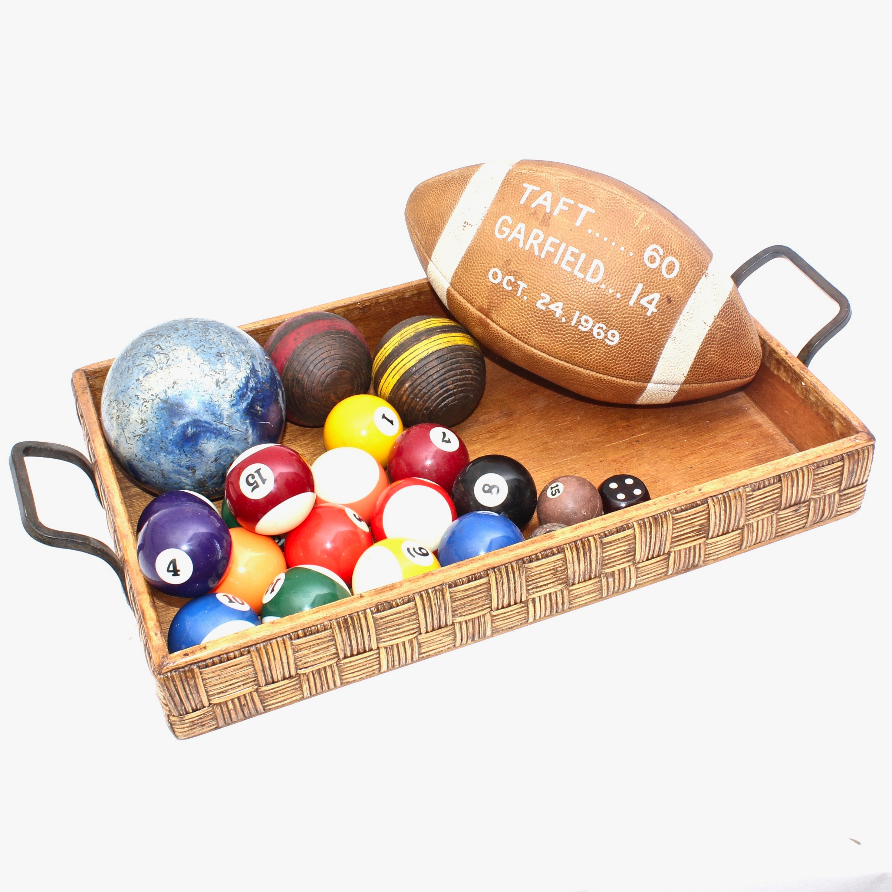 Vintage Sports and Table Game Accessories
