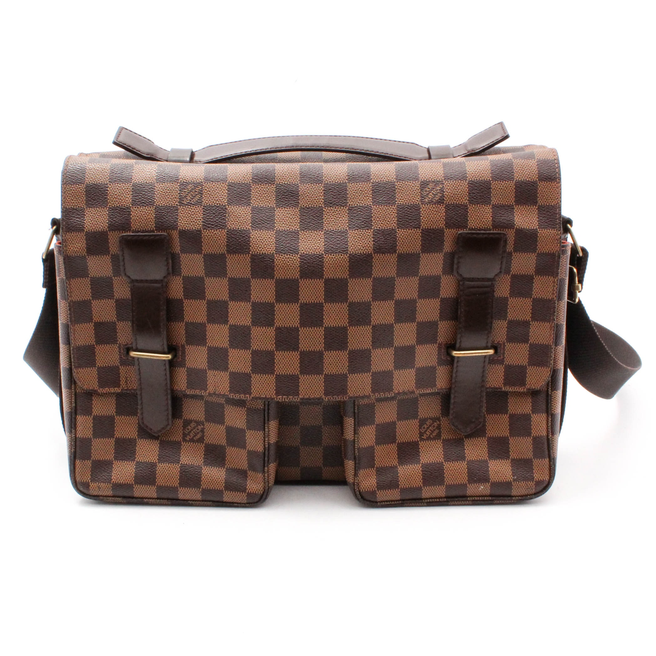 2004 Louis Vuitton Damier Crossbody Messenger Bag